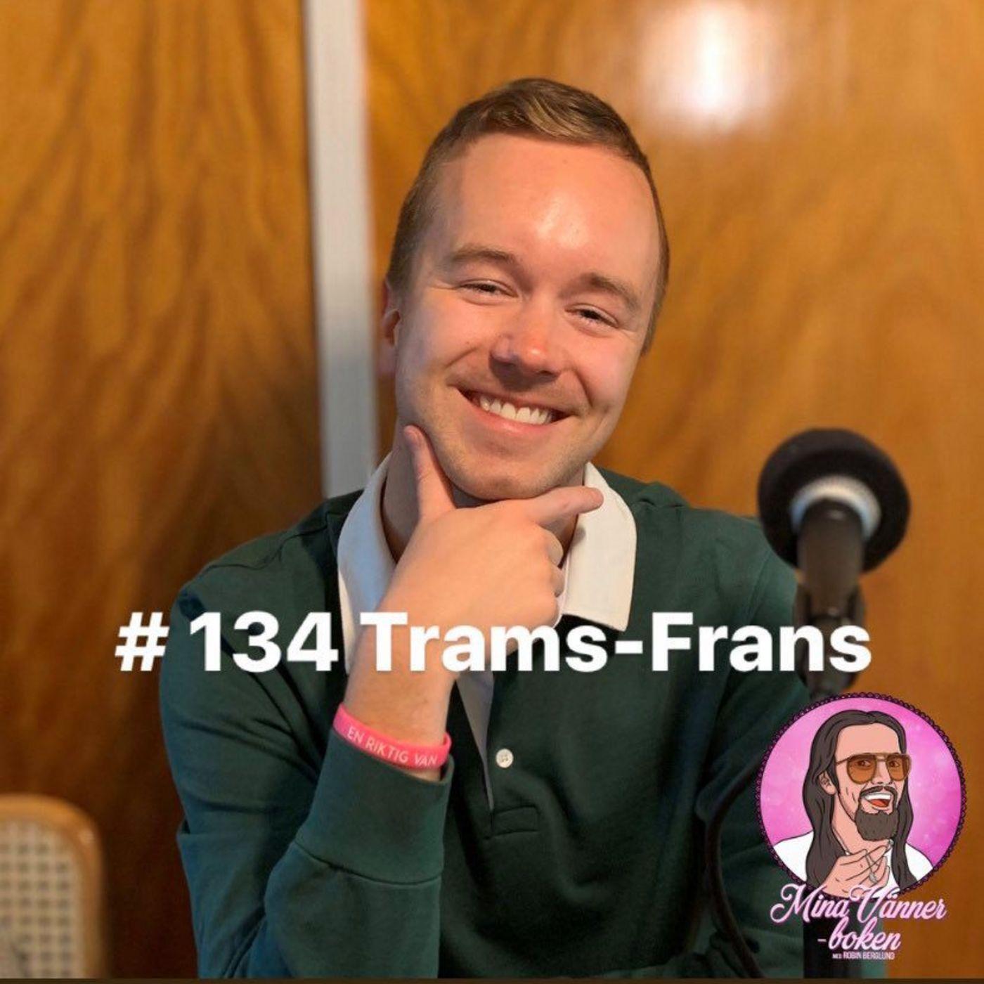MVB #134 Trams-Frans