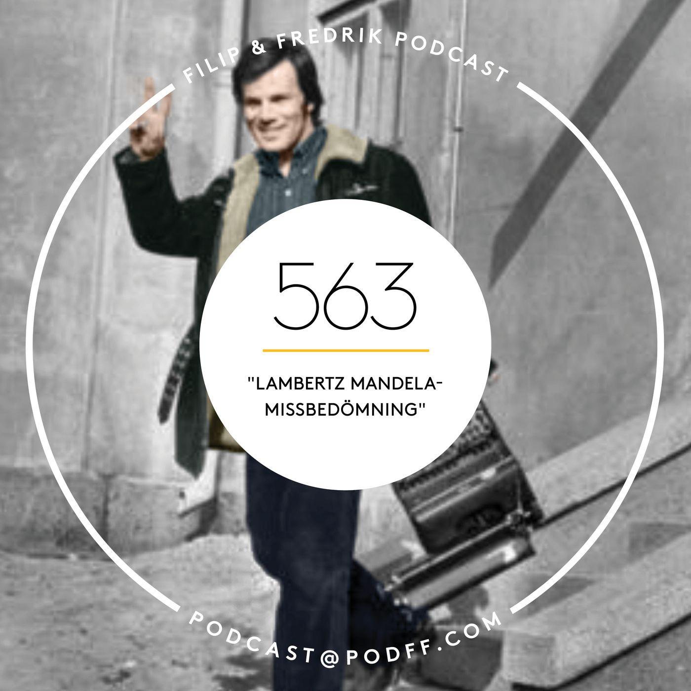 "563. ""Lambertz Mandela-missbedömning"""