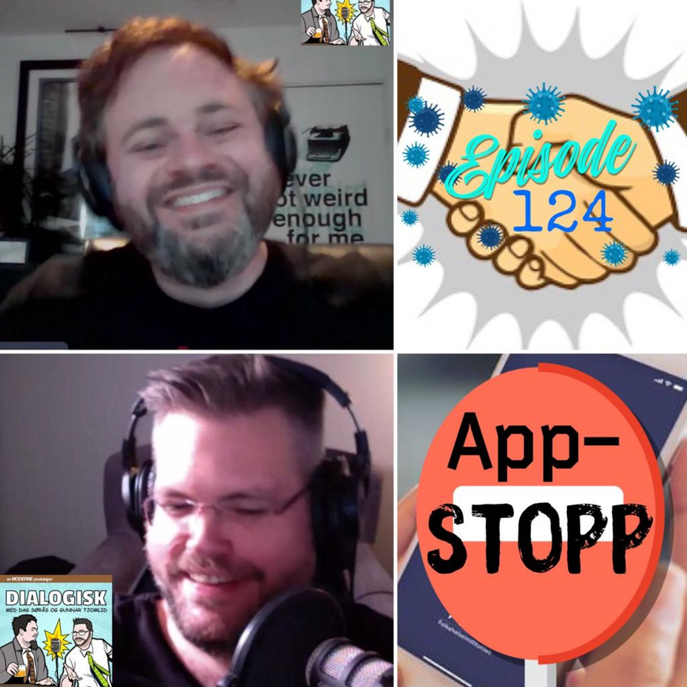 Episode 124: App-stopp