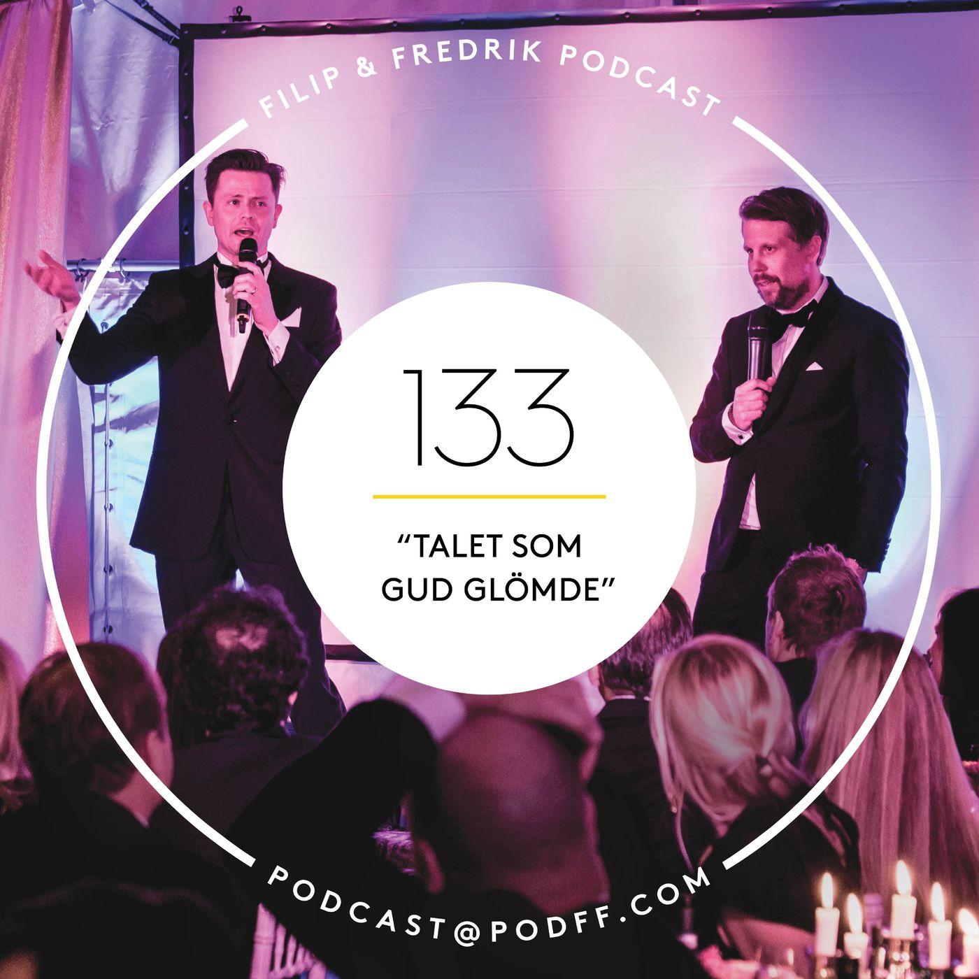 """481. """"Jag är naken och luktar parfym"""" – Filip & Fredrik"""
