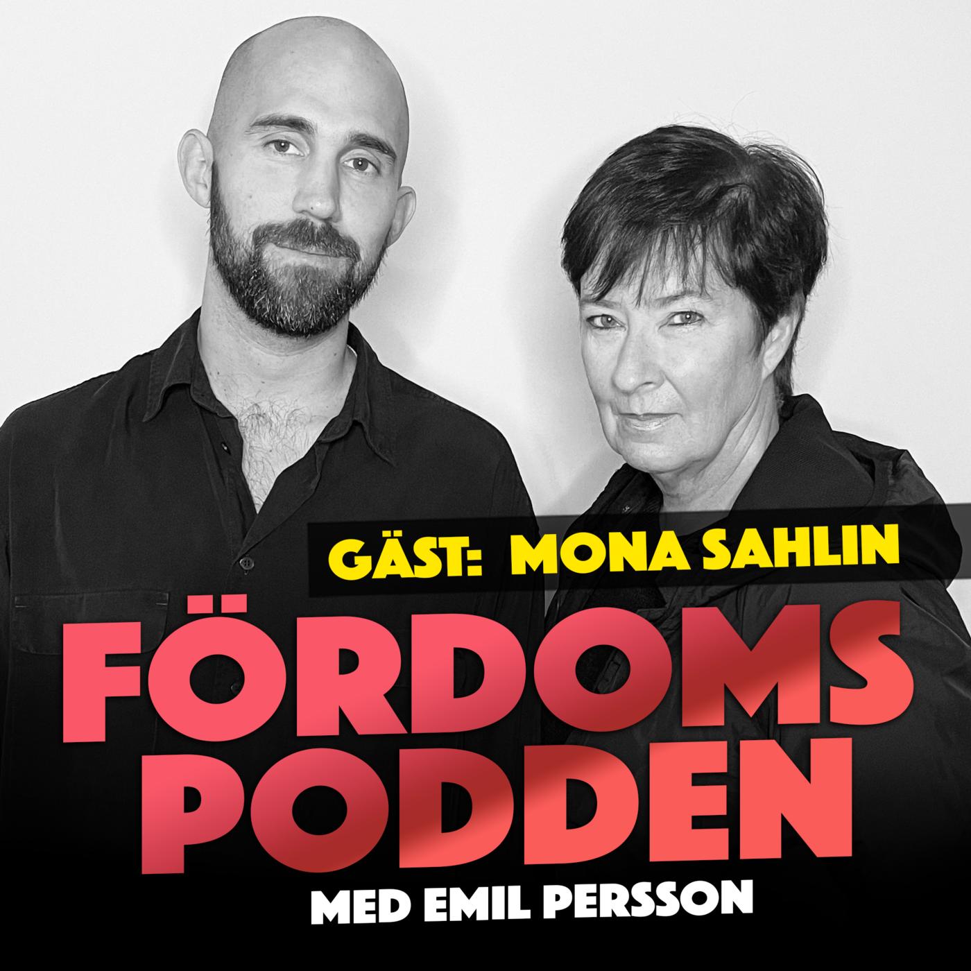#144 Leder Mona Sahlins morgontrötthet ofta till kluttig mascara?