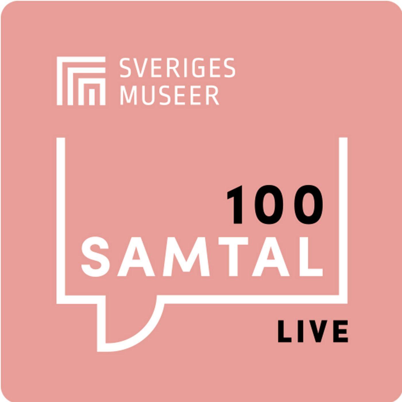 Museerna och den stora (o)kunskapen med Ann Follin, Helene Larsson Pousette och Klas Grinell live hos Nationalmuseum Jamtli i Östersund.