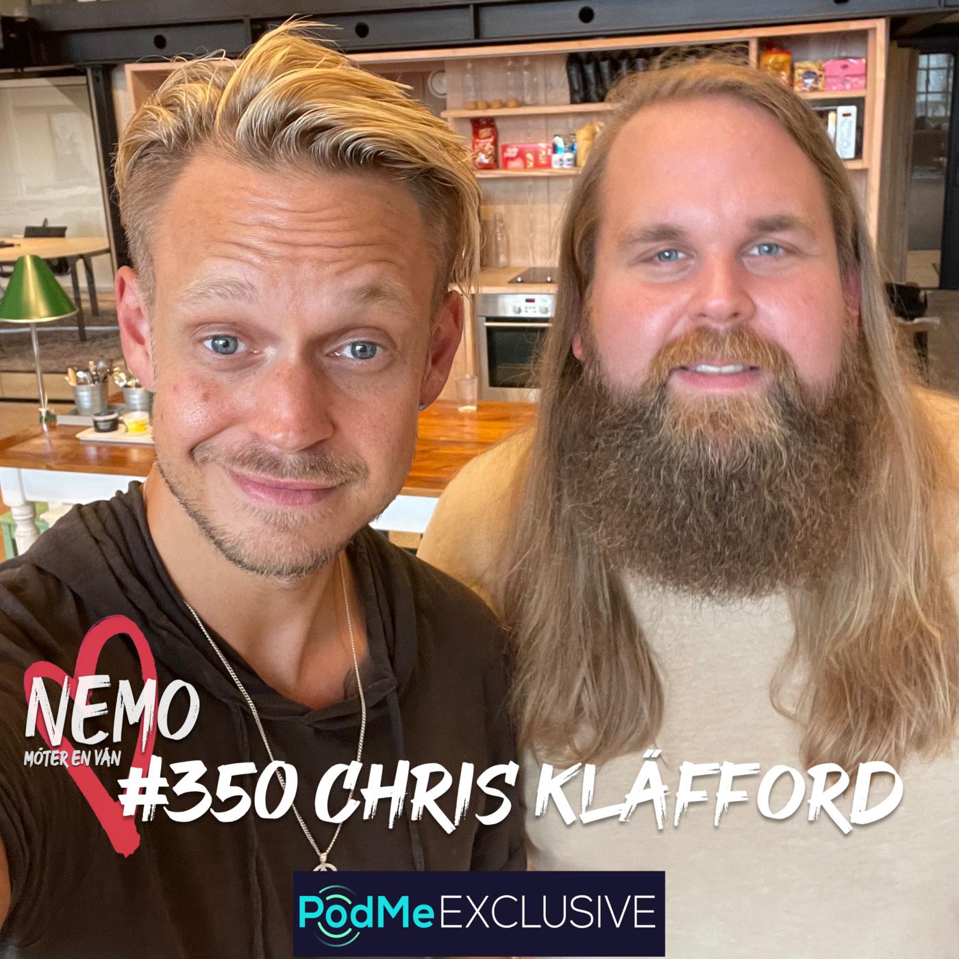 350. Chris Kläfford - TEASER!