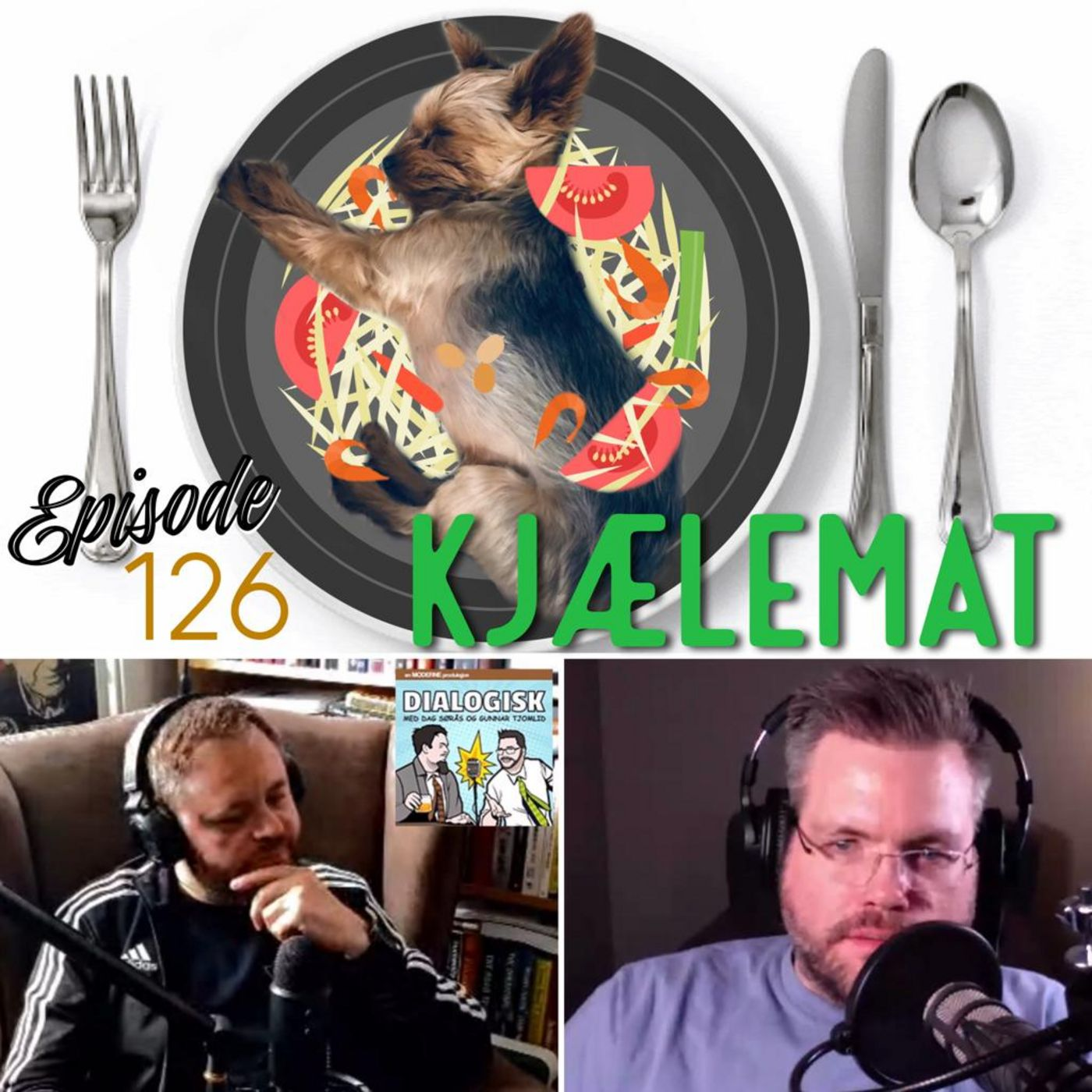 Episode 126: Kjælemat