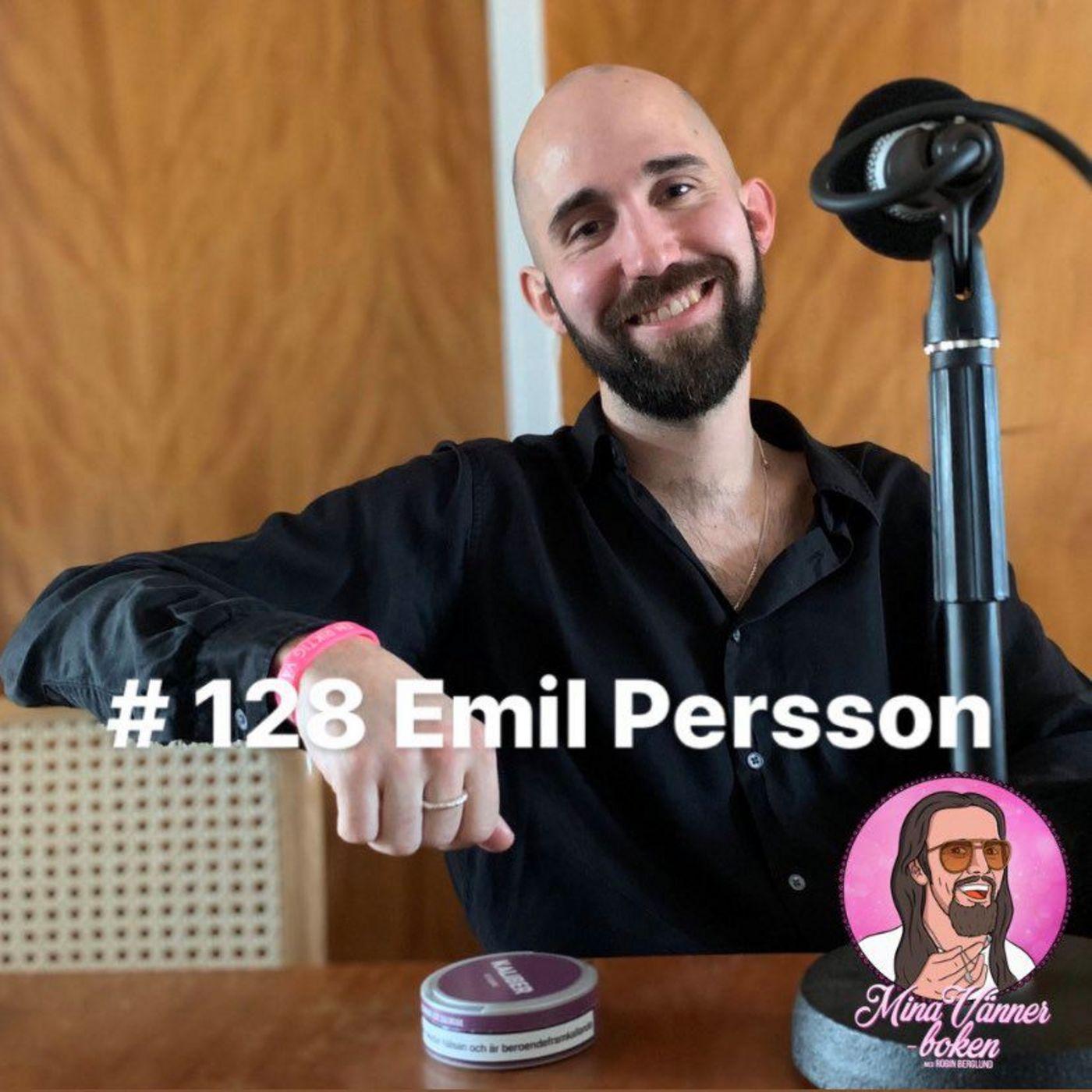 MVB #128 Emil Persson