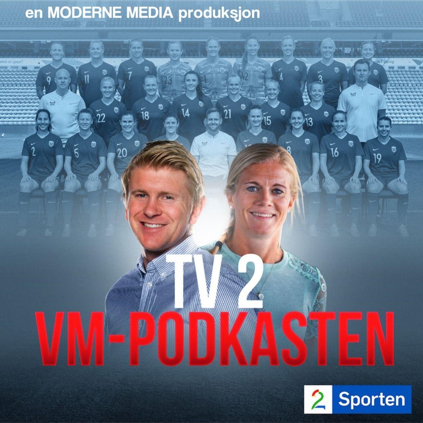 #1 - Maren Mjelde og Elise Thorsnes om tysk treningsregime og isposer i trusen