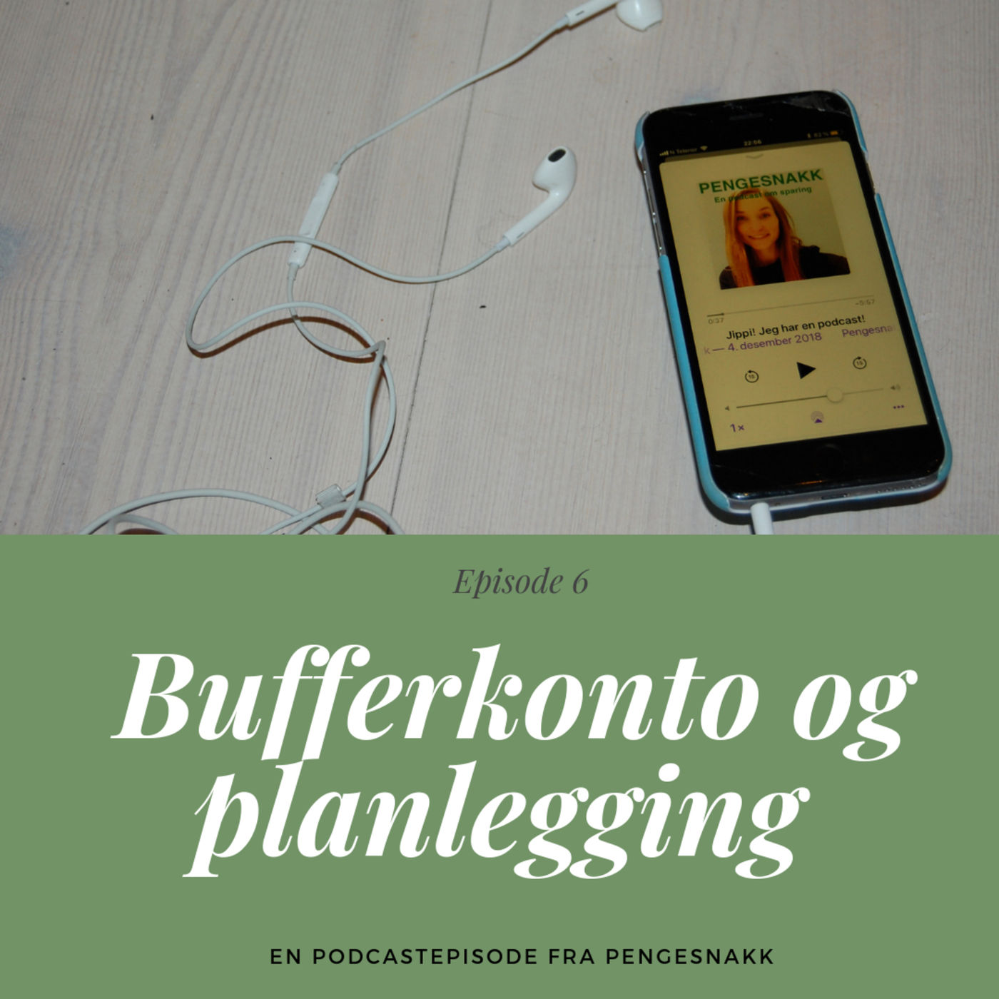 Bufferkonto og planlegging