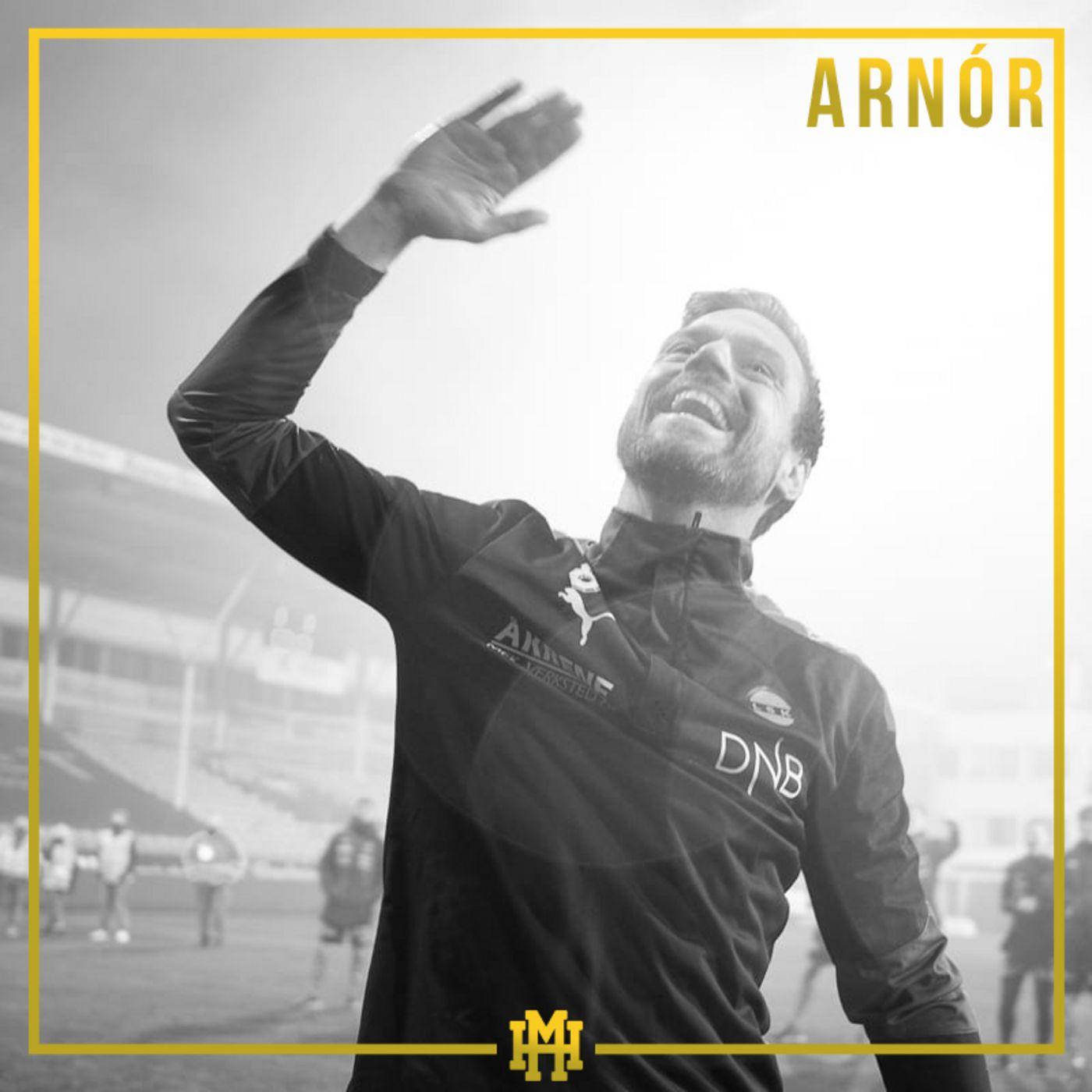 Spesial: Arnór Smárason