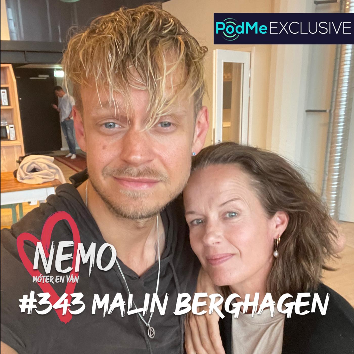 343. Malin Berghagen - TEASER