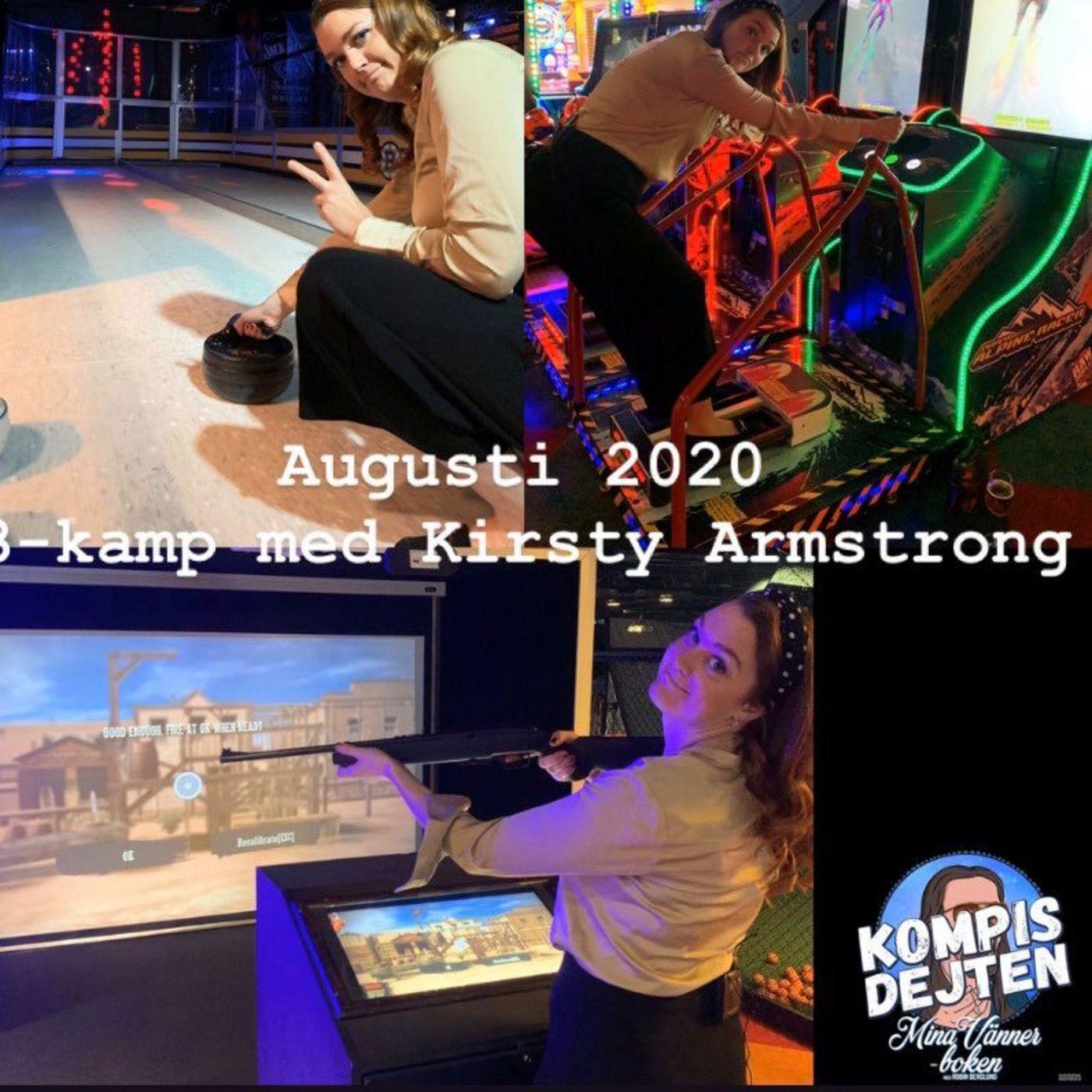 Kompisdejten augusti 2020 TEASER