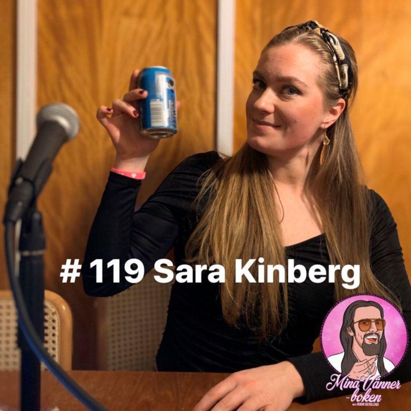MVB #119 Sara Kinberg