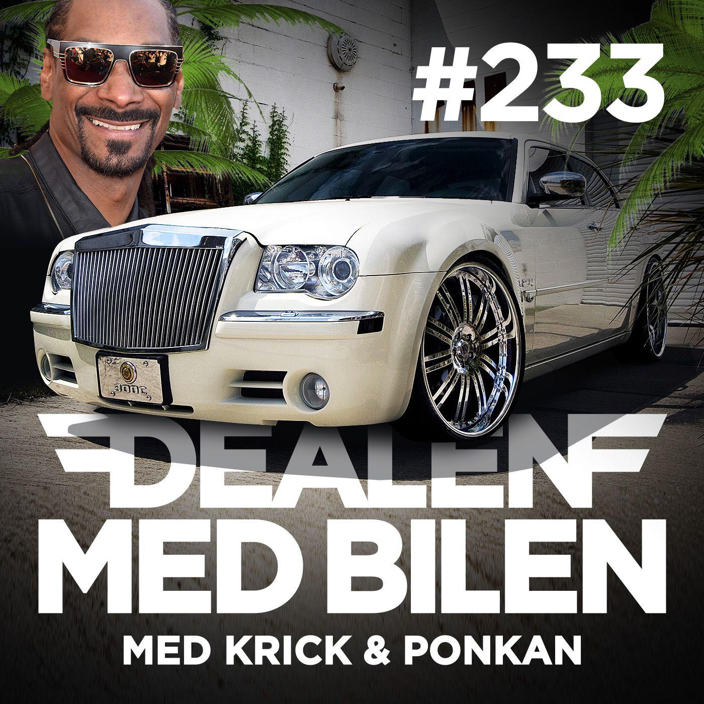 DEALEN MED BILEN #233