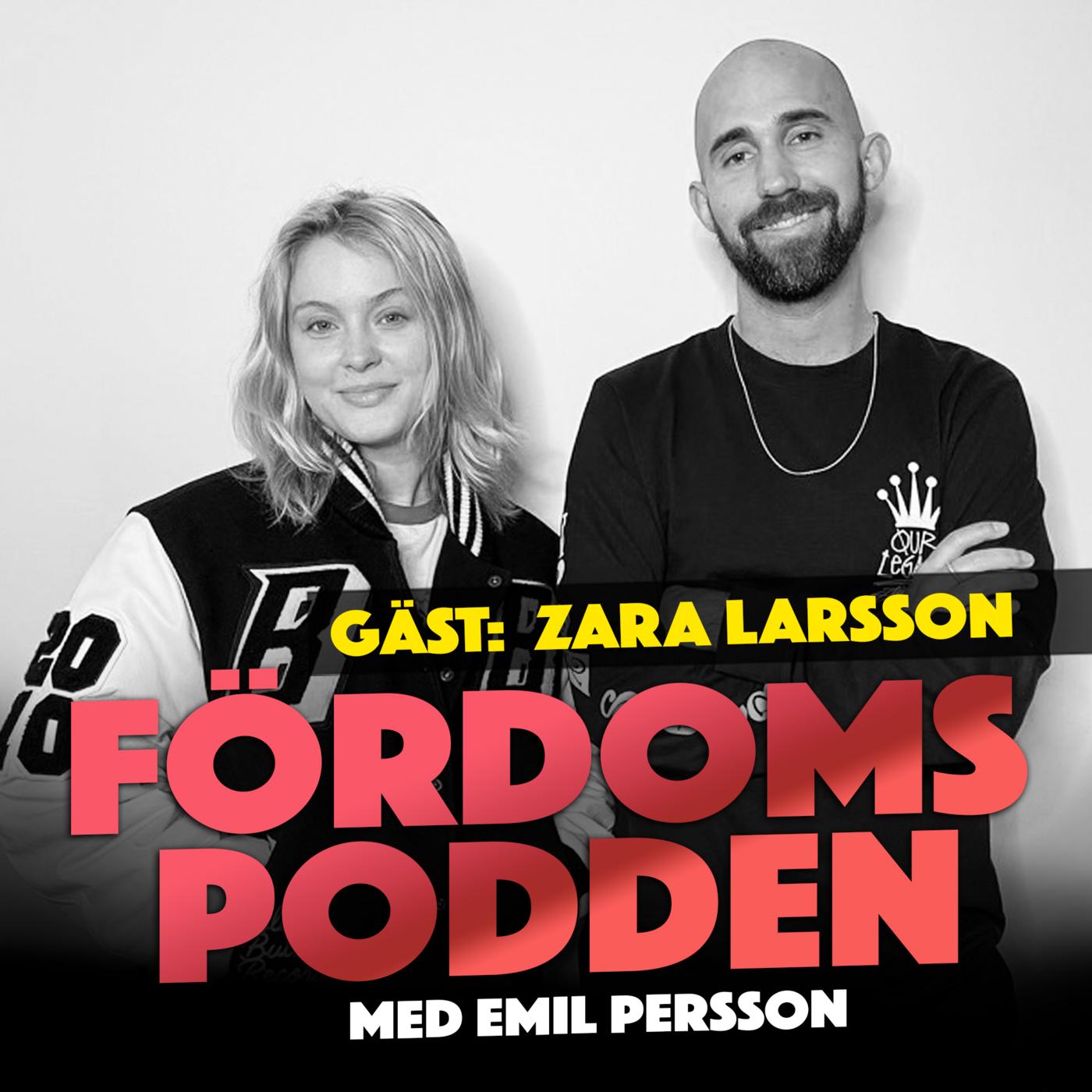 """#147 Säger Zara Larsson """"texta"""" snarare än """"messa"""" för att visa hur amerikaniserad hon råkat bli?"""