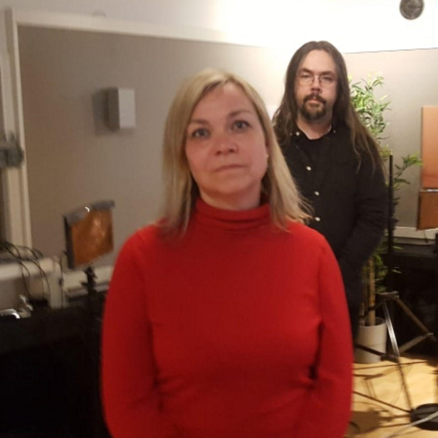 Karantene spesial #24: Å beskytte barn mot overgrep med Monica Sydgård