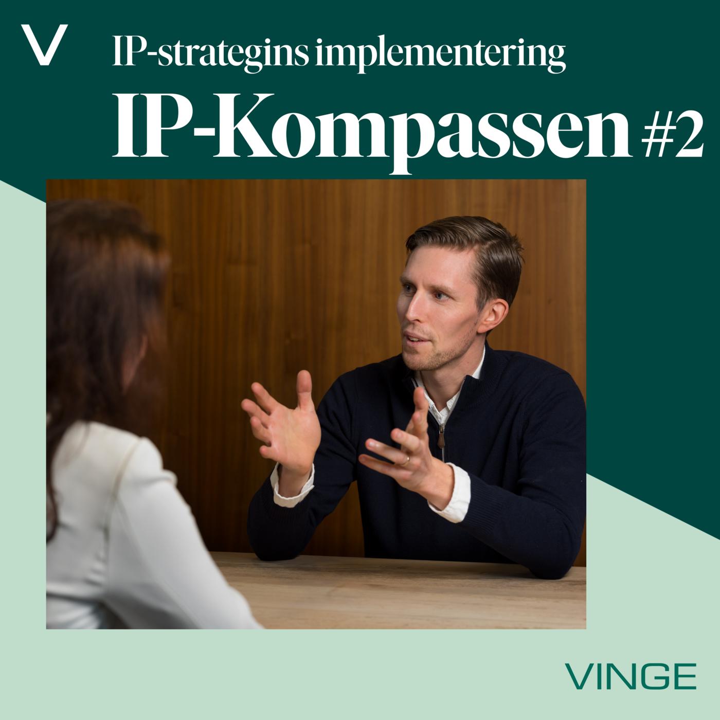 # 2 IP-strategins implementering