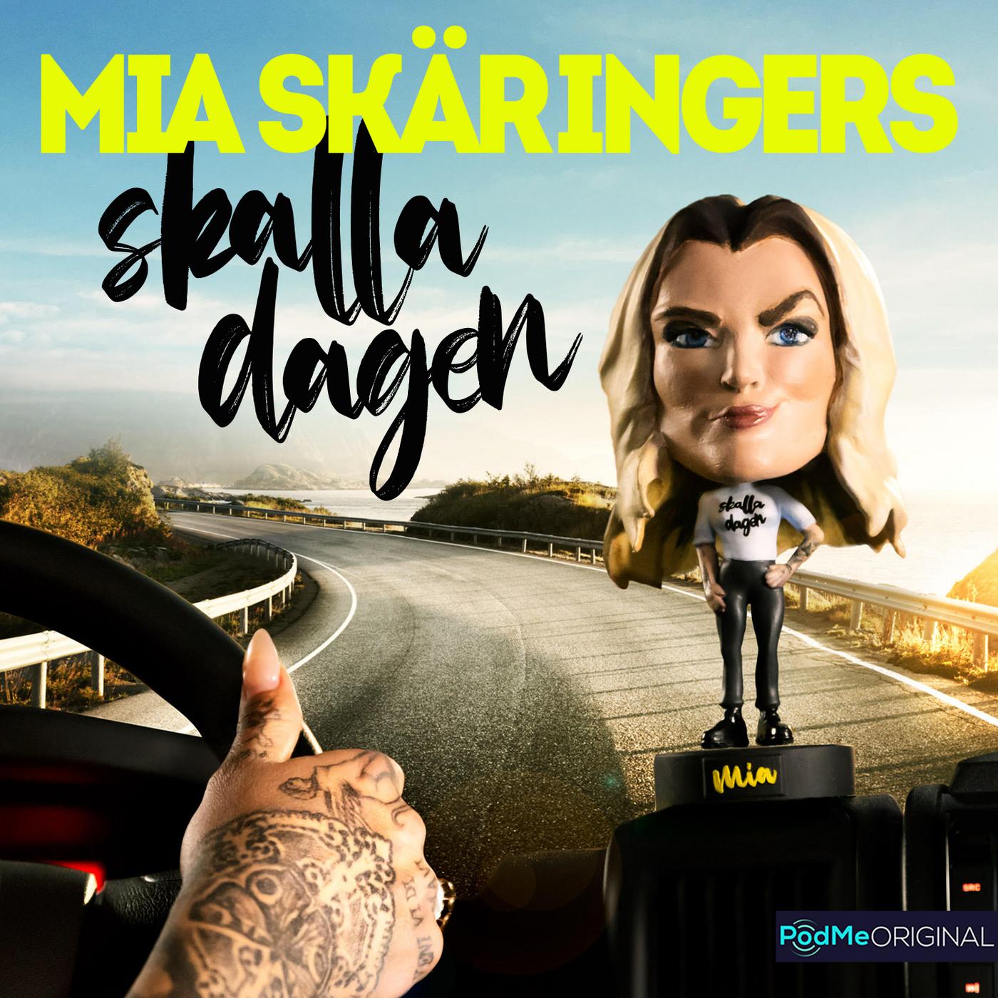 Ny podd med Mia Skäringer! Premiär 18 oktober hos PodMe