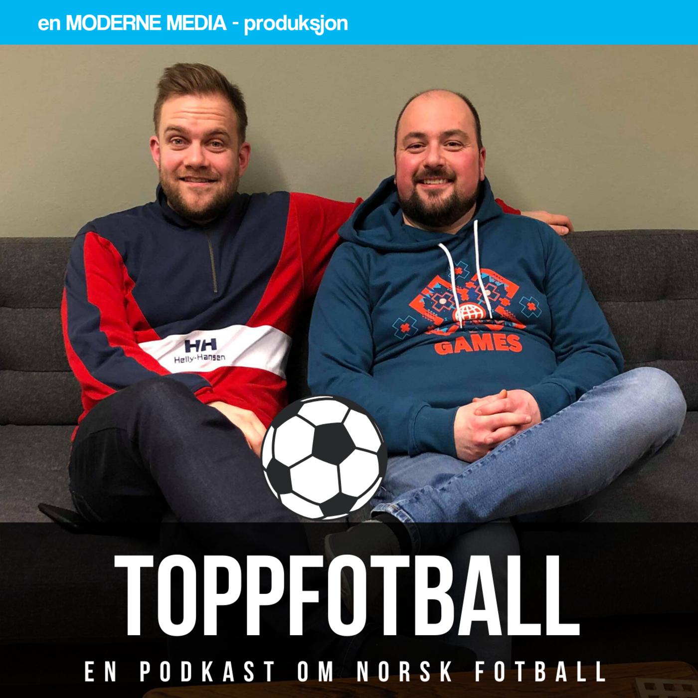 Episode 170 - Lovløse spillere, manglende medietekke og norske overganger