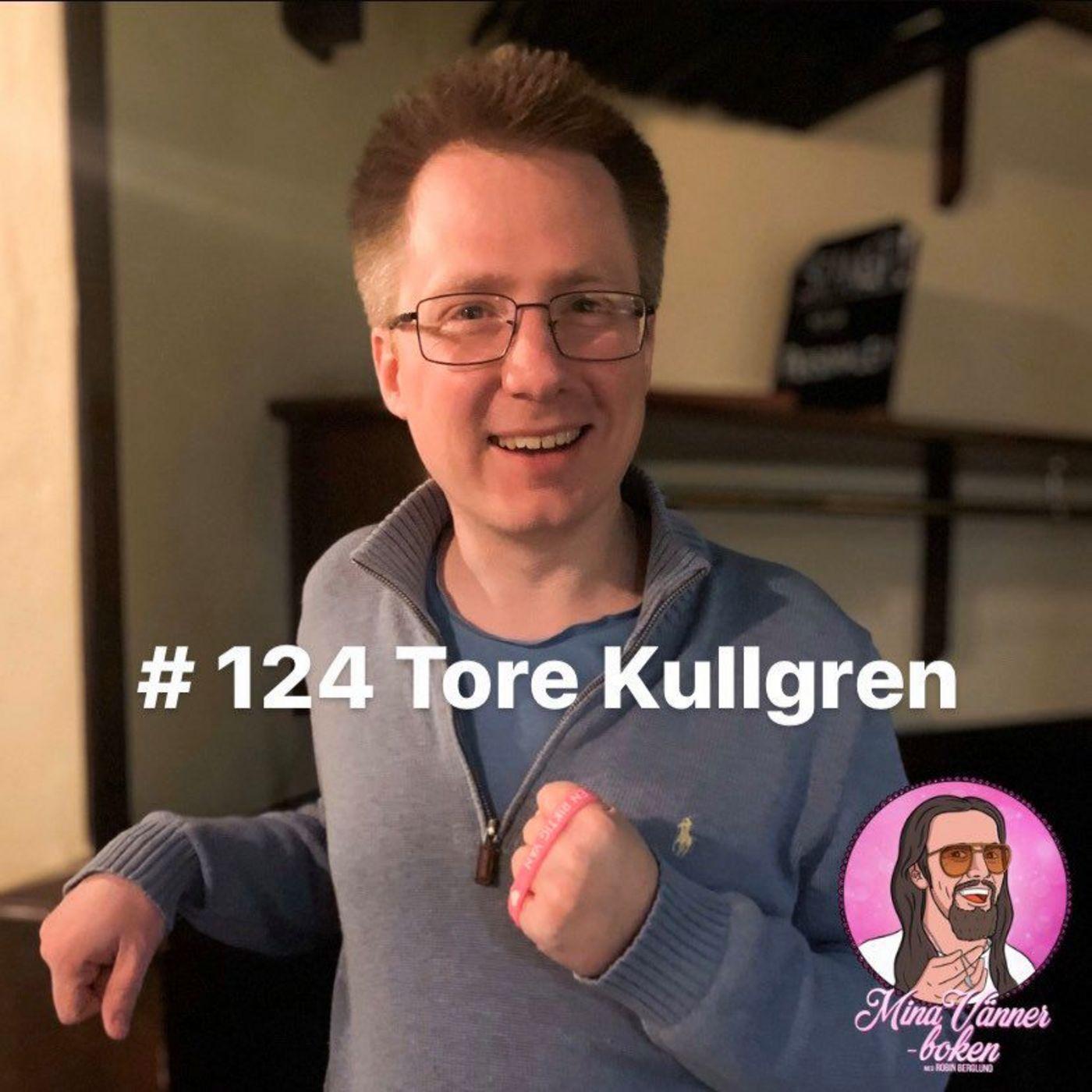 MVB #124 Tore Kullgren