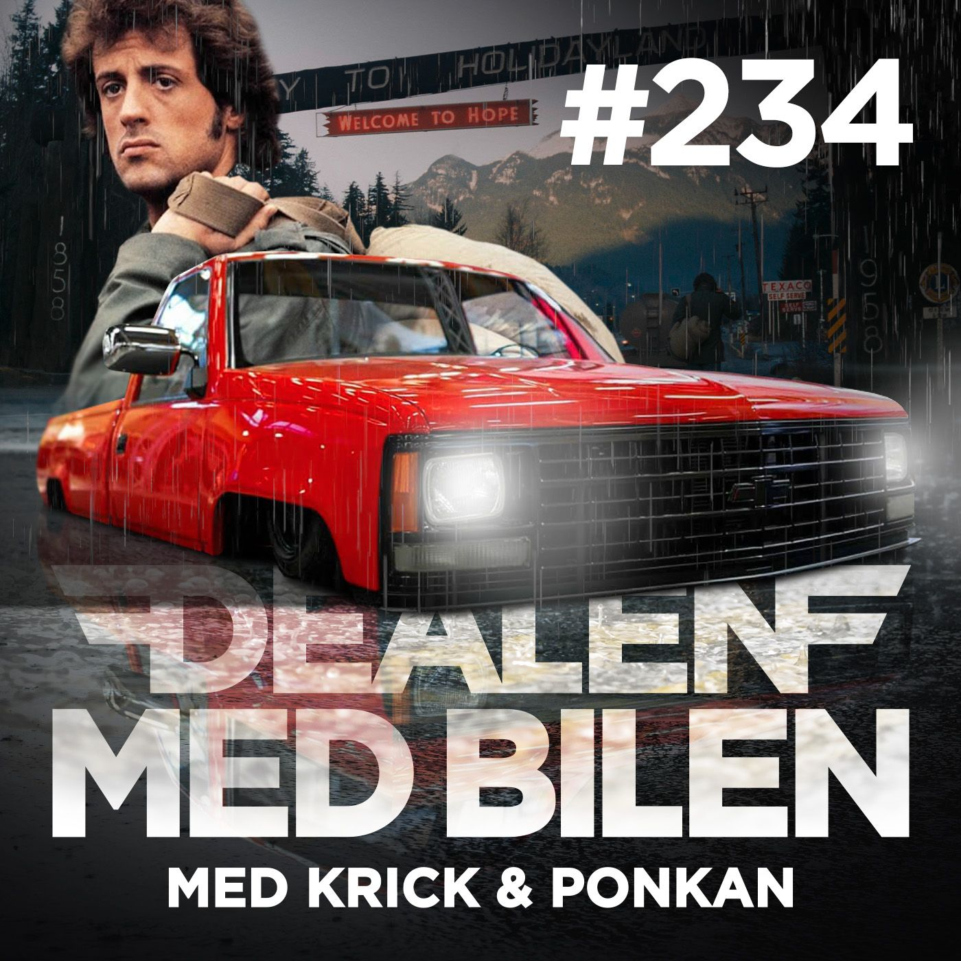 DEALEN MED BILEN #234