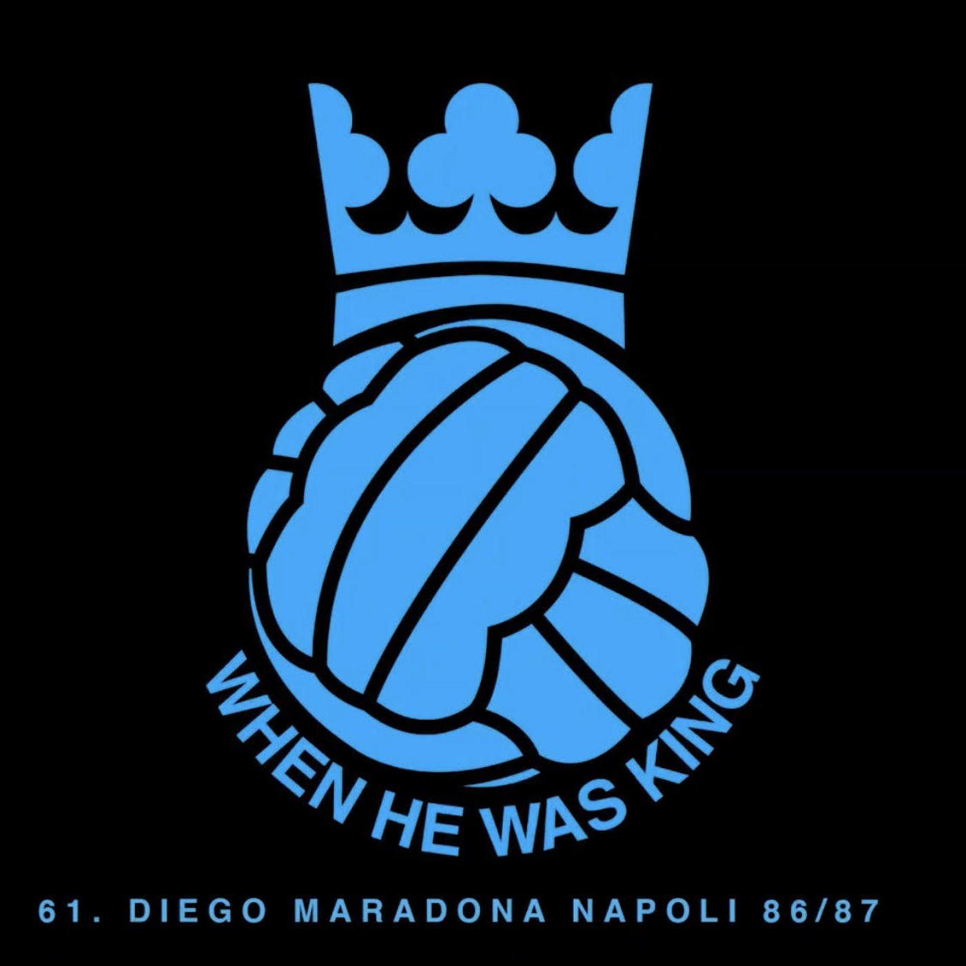 61. Diego Maradona Napoli 1986/87