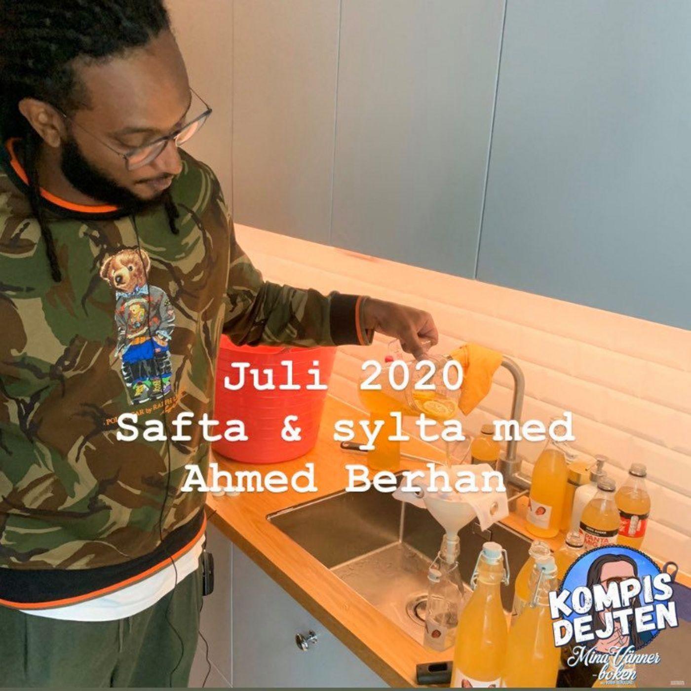Kompisdejten juli 2020 TEASER