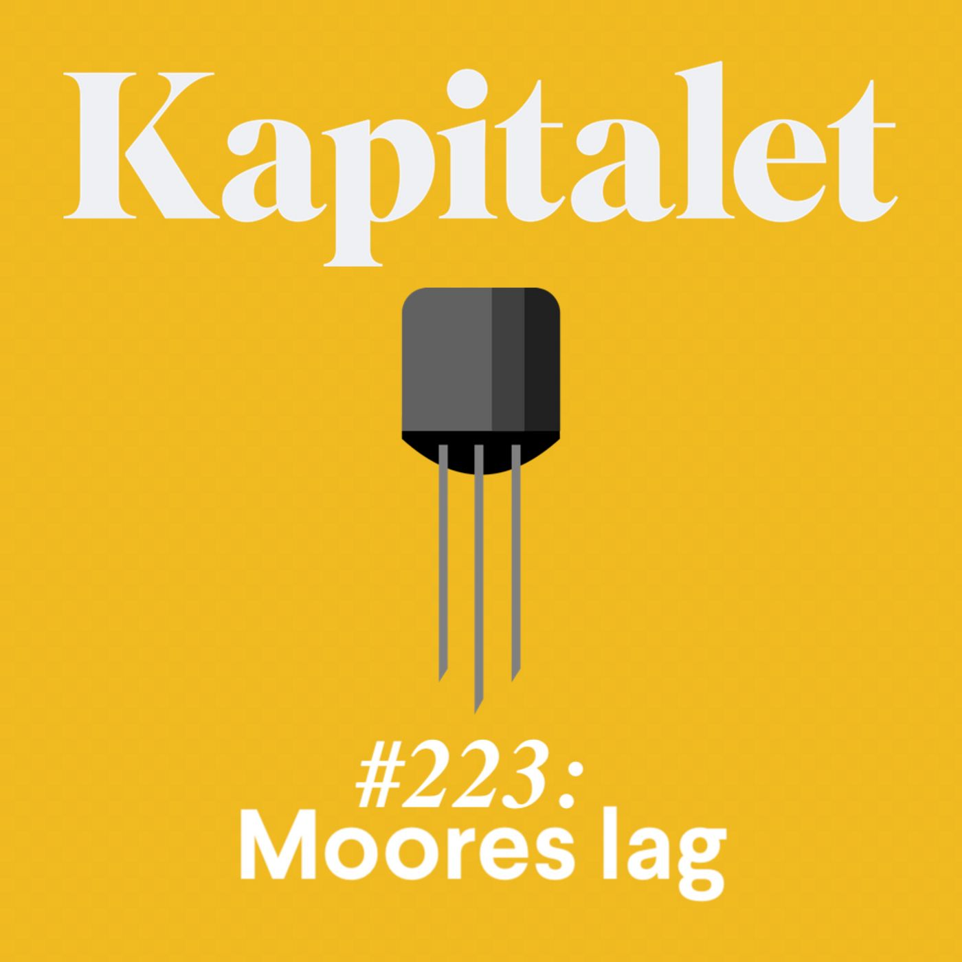 223: Moores lag