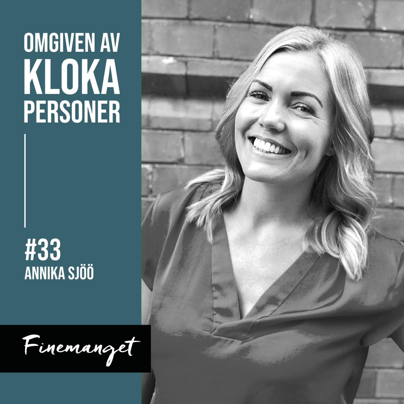 33. Annika Sjöö - Träna hemma