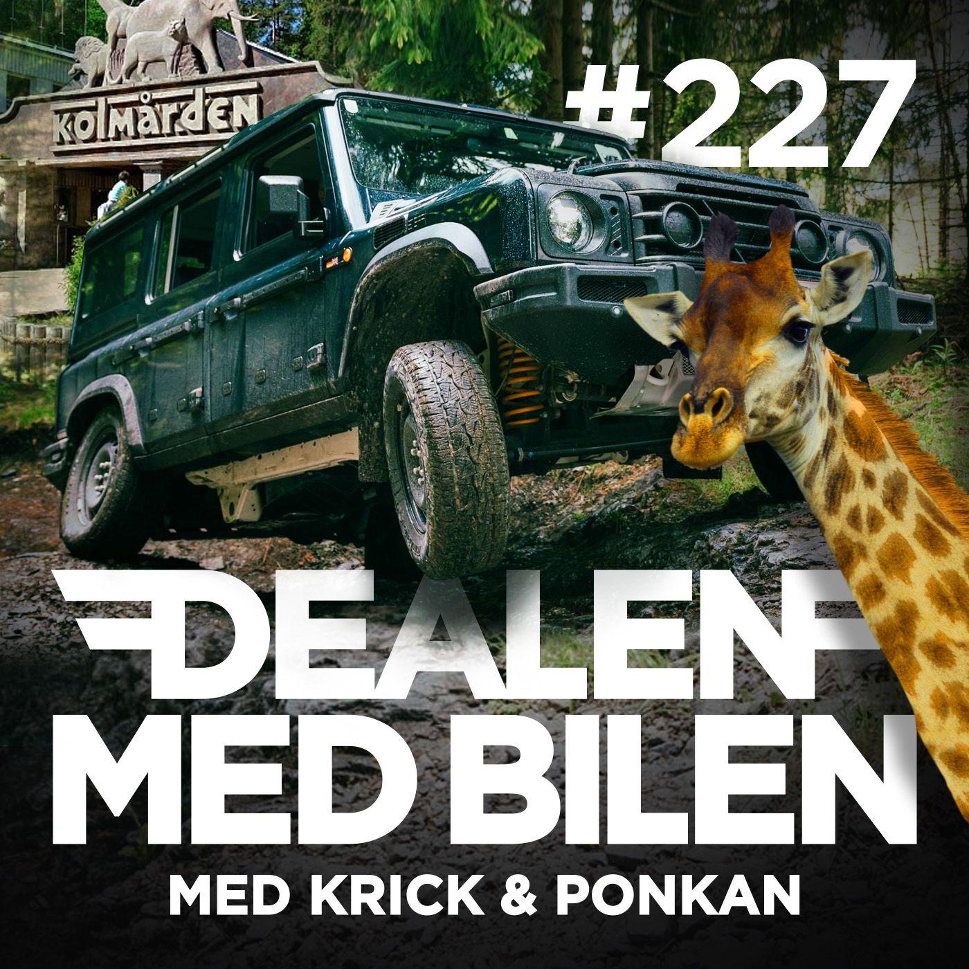 DEALEN MED BILEN #227