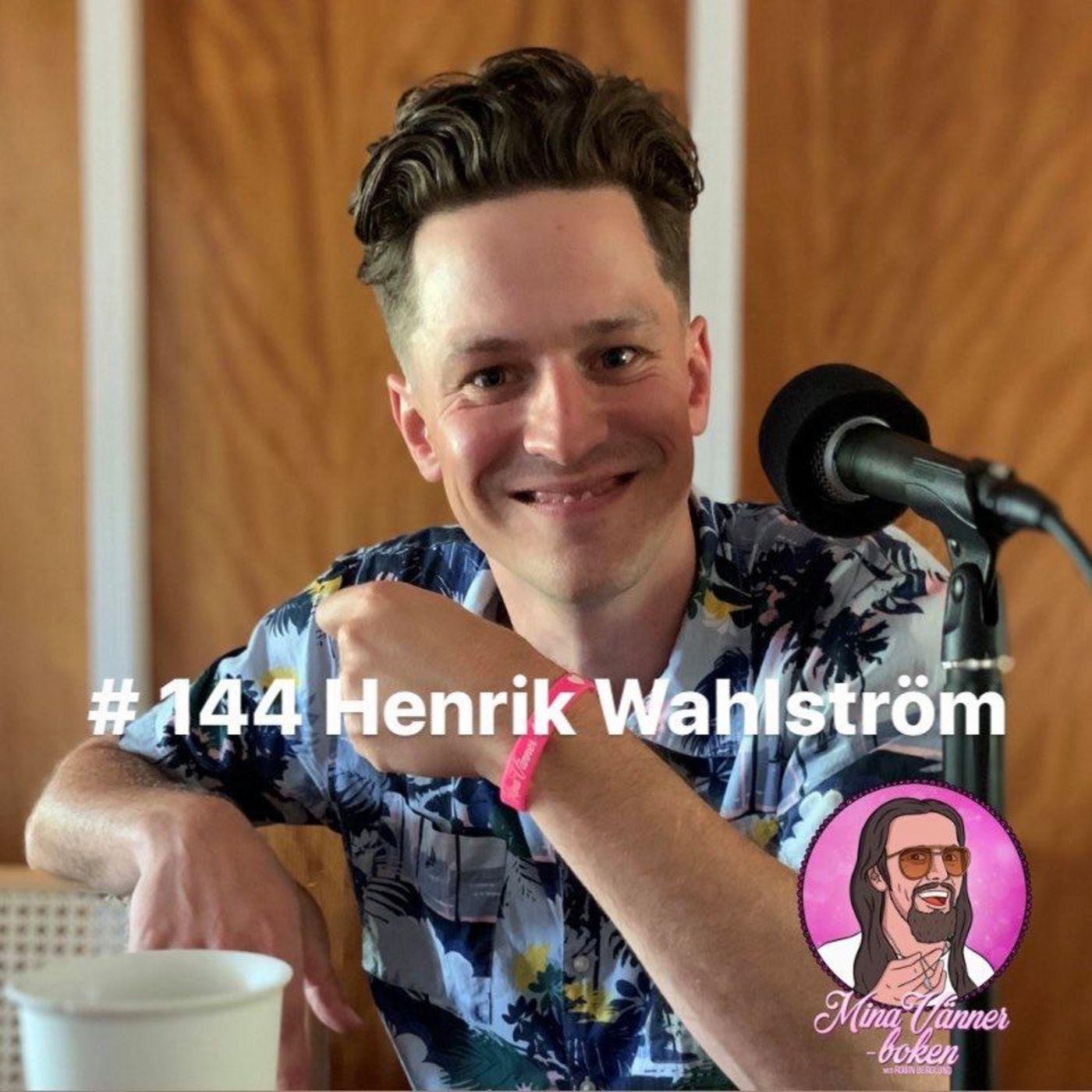 MVB #144 Henrik Wahlström