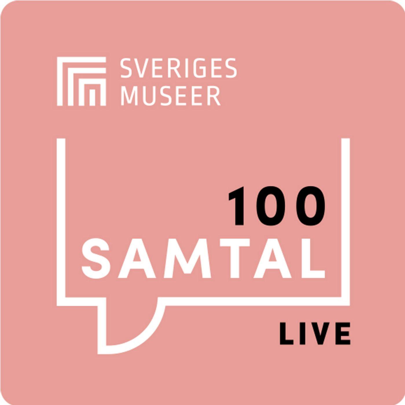 Det goda samtalet med Brit Stakston, Zaynab Ouahabi, Hans Ruin och Björn Hedensjö hos Historiska museet i Stockholm.