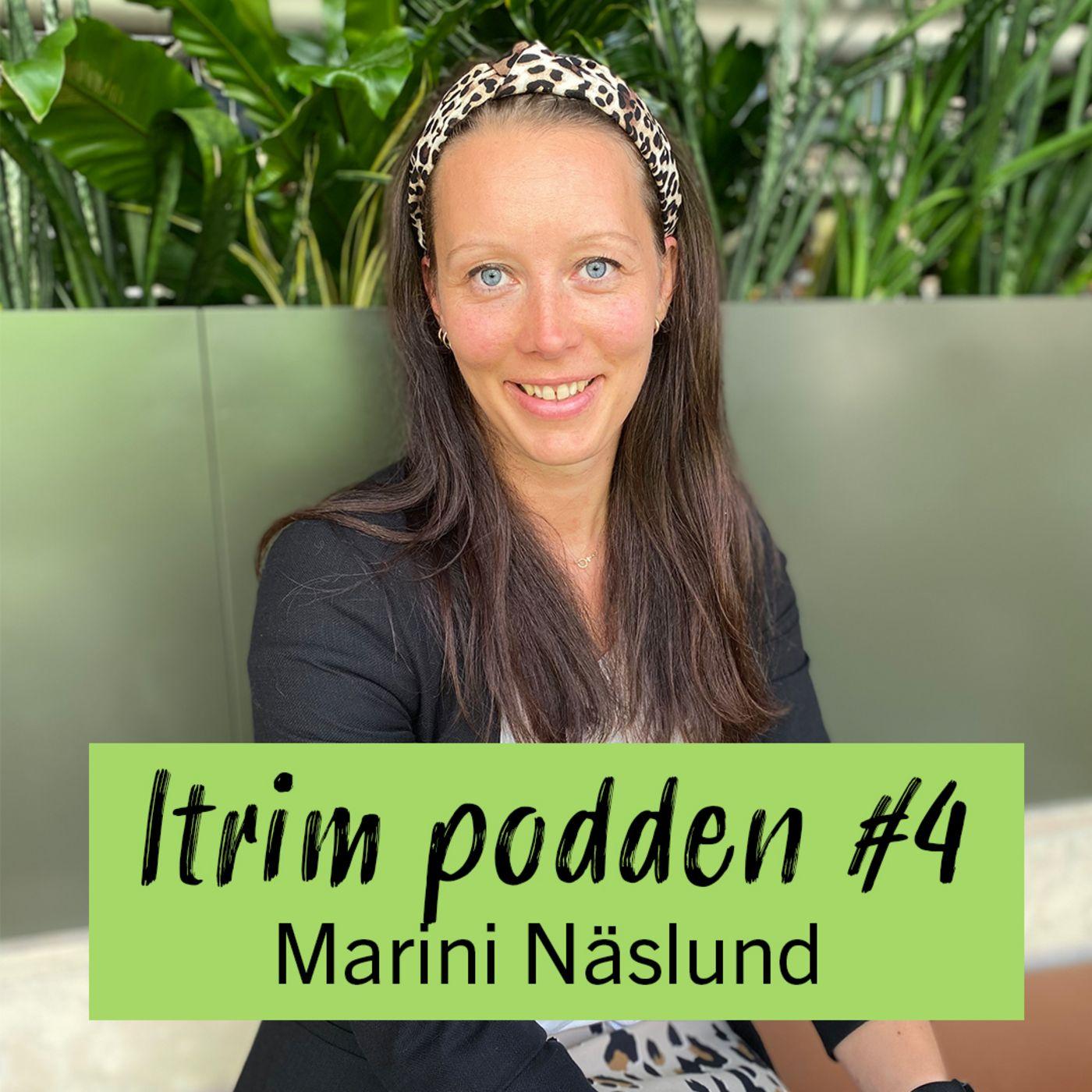 #4: Marini Näslund, den livsviktiga återhämtningen