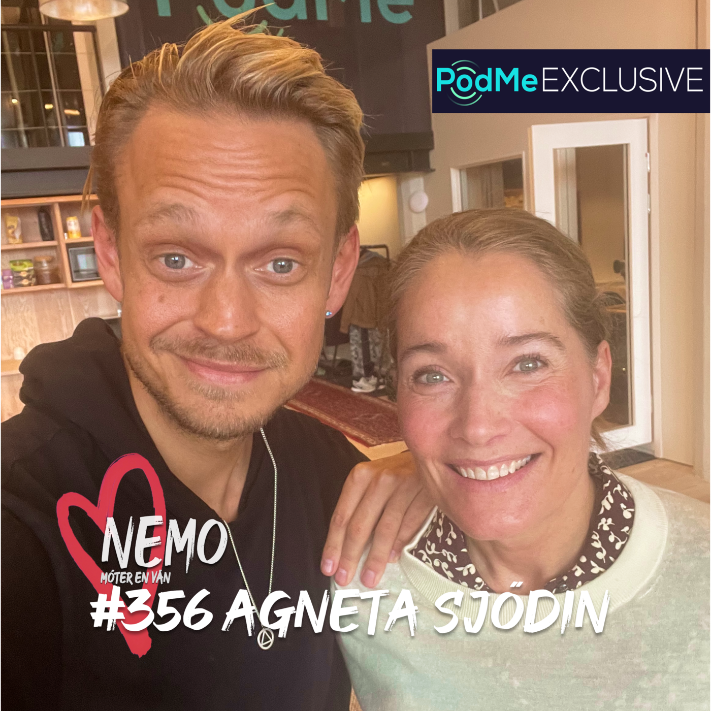 356. Agneta Sjödin - TEASER!