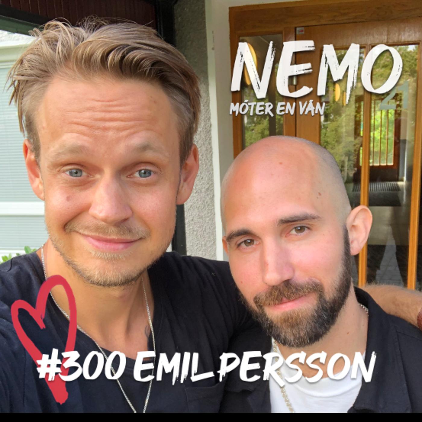 """300. Emil """"Fördomspodden"""" Persson"""