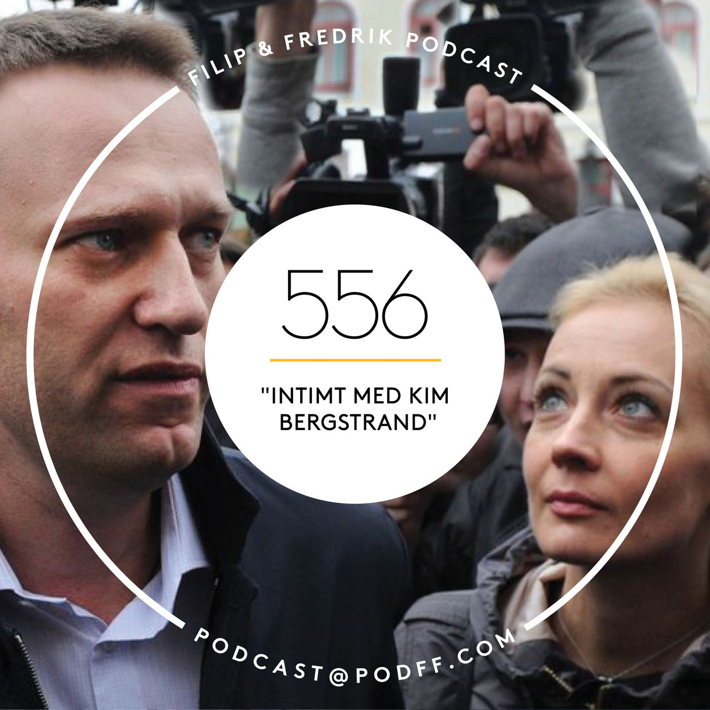 "556. ""Intimt med Kim Bergstrand"""