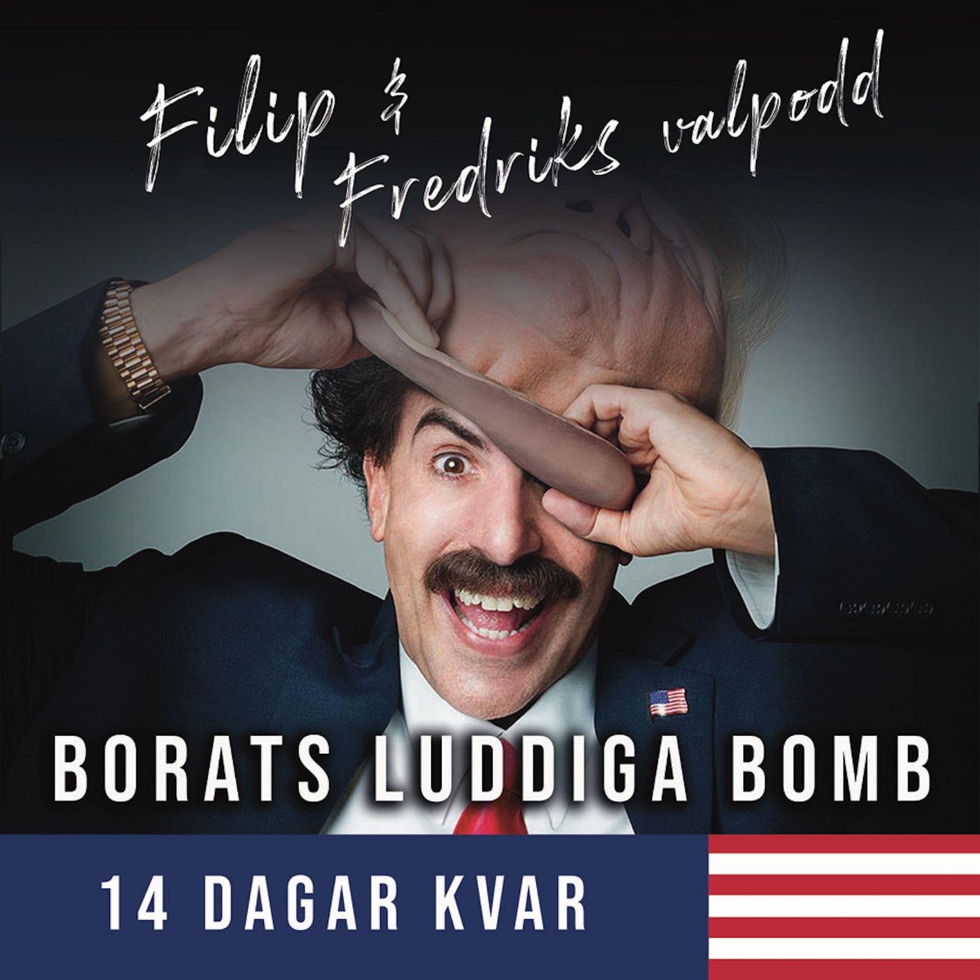 14 dagar kvar: Borats luddiga bomb
