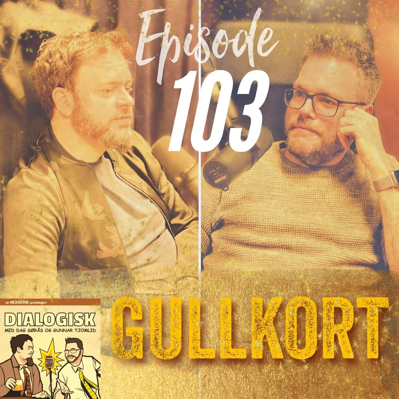 Episode 103: Gullkort
