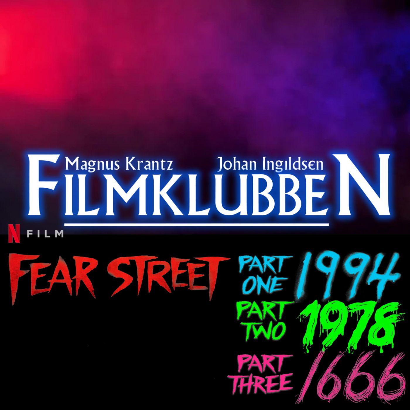 Fear street : Part 1, 2 & 3 (2021)