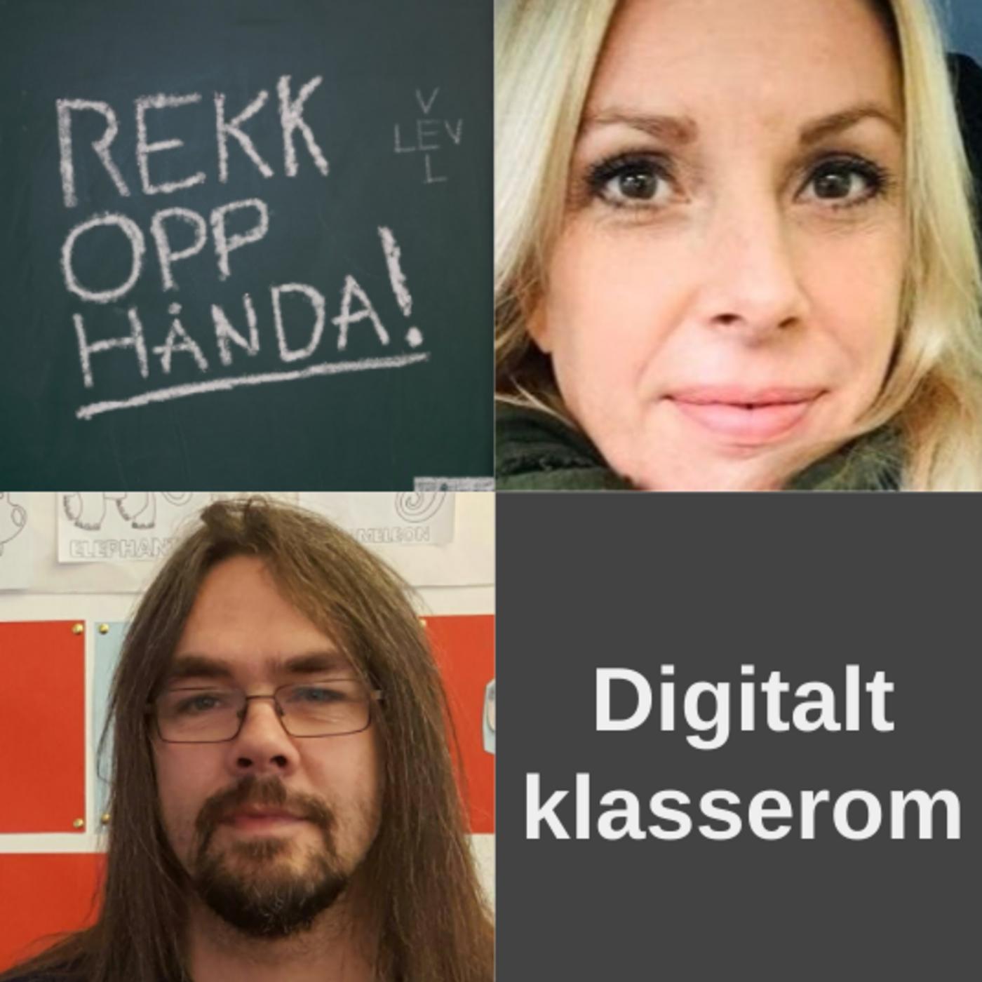 Fordelene med digitalt klasserom med Kjersti Heldaas