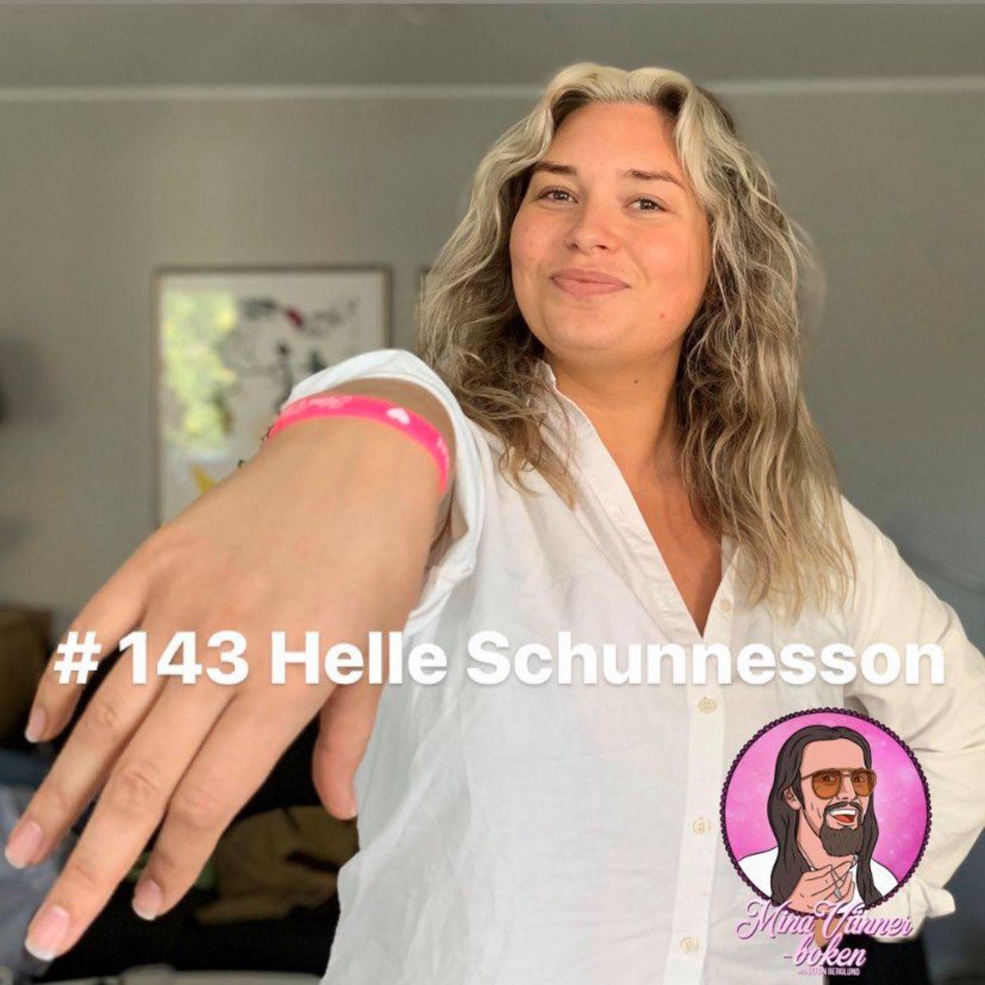 MVB #143 Helle Schunnesson