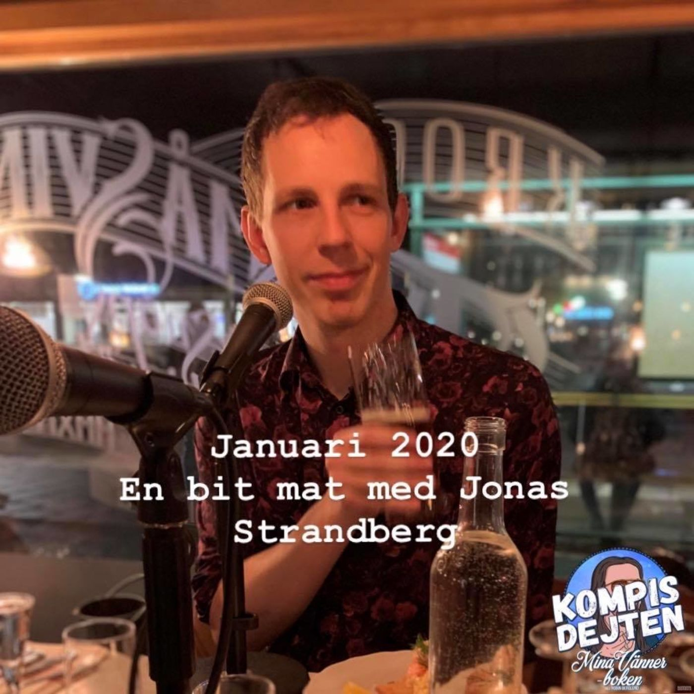 Kompisdejten Januari 2020 TEASER