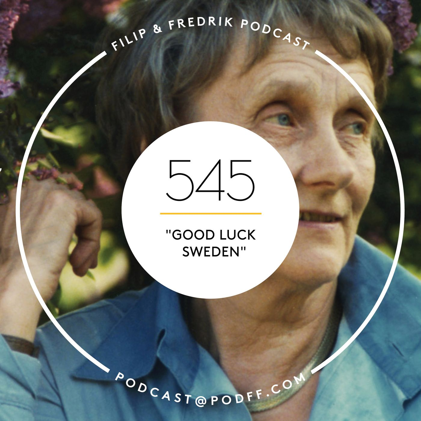 "545. ""Good luck Sweden"""