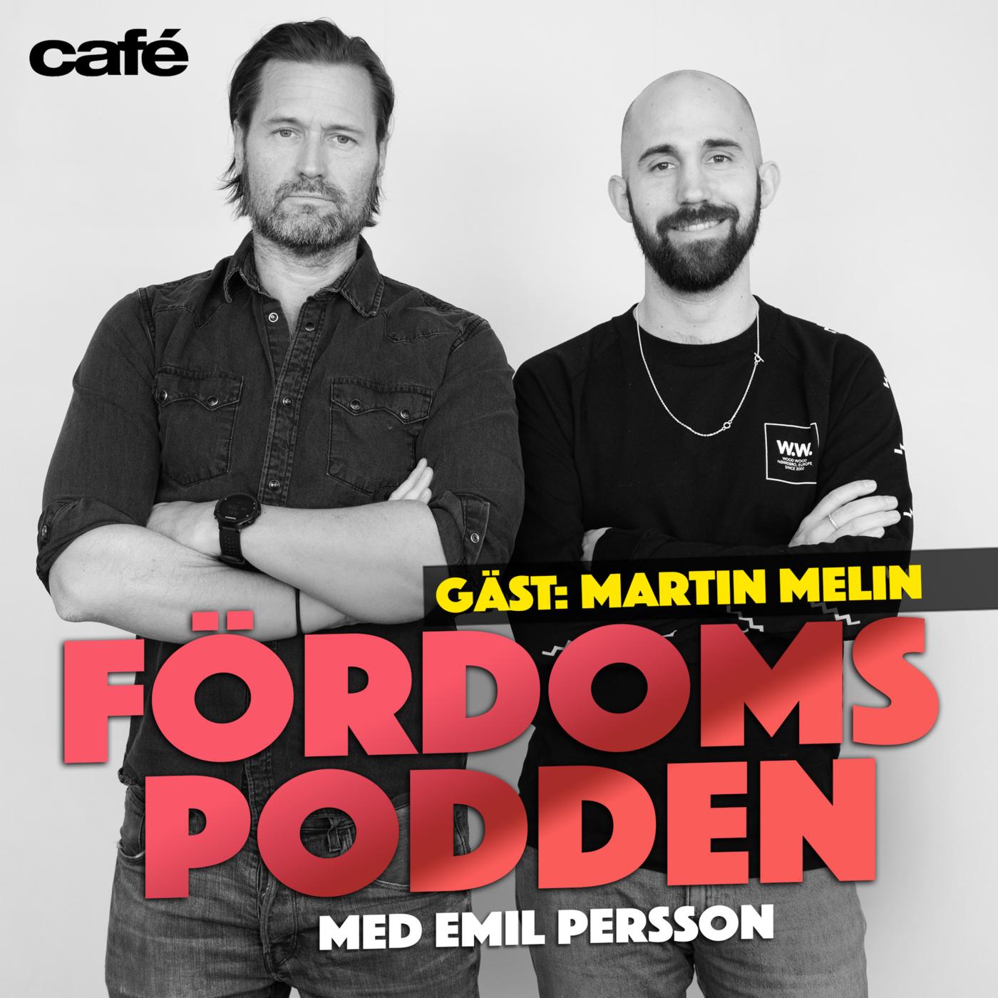 """#89 Säger Martin Melin """"bar über"""" om bar överkropp?"""