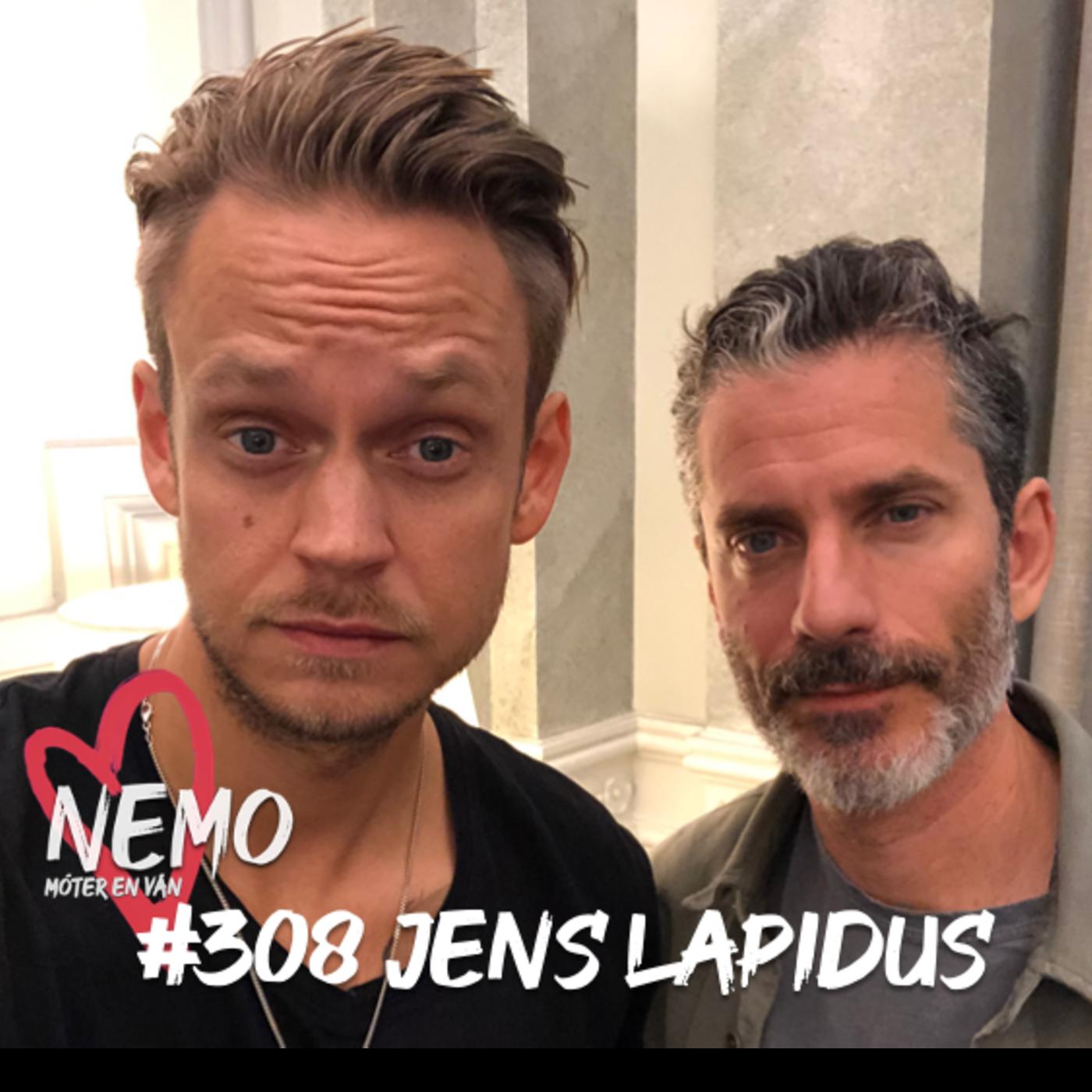 308. Jens Lapidus
