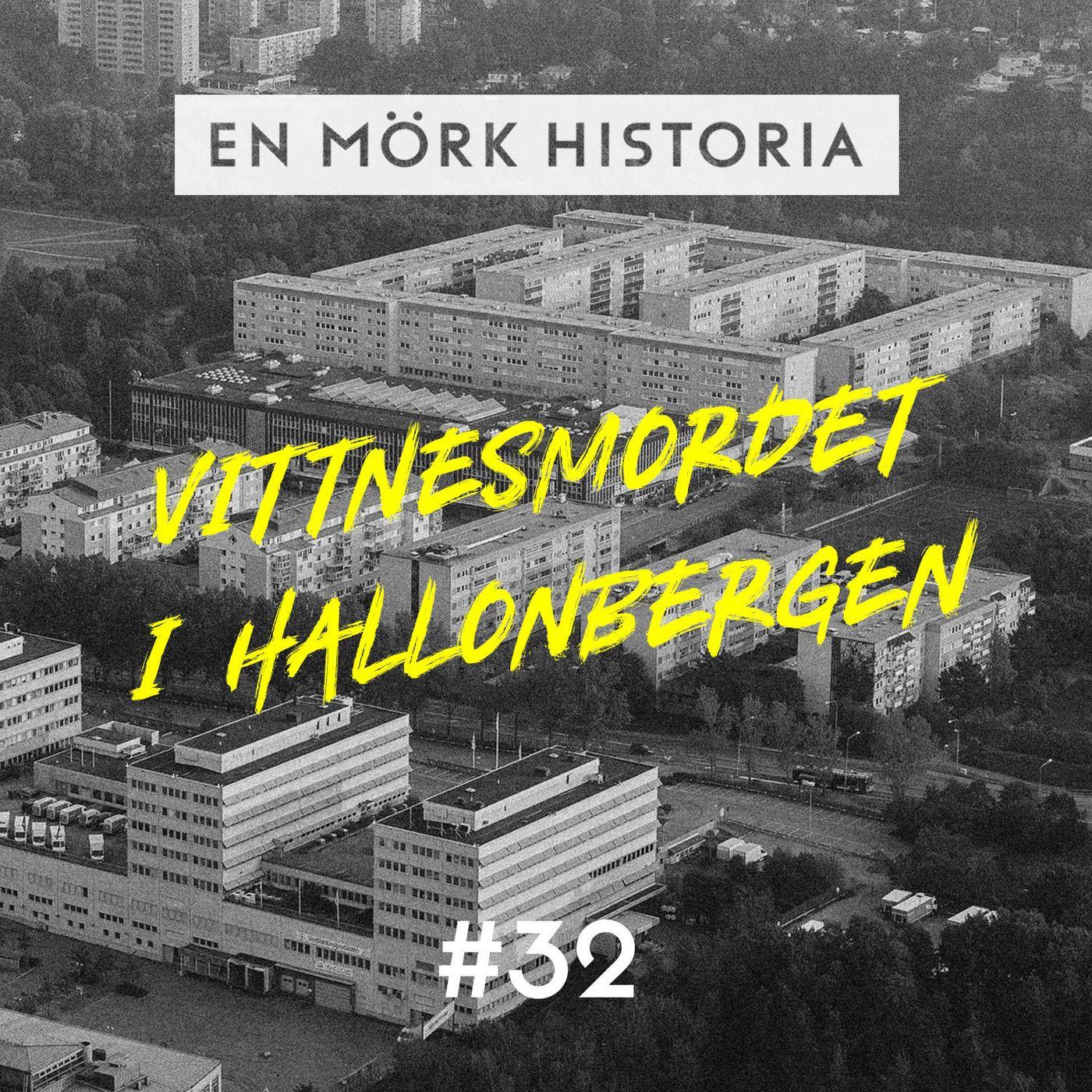 Vittnesmordet i Hallonbergen 3/4 - Barbari på öppen gata
