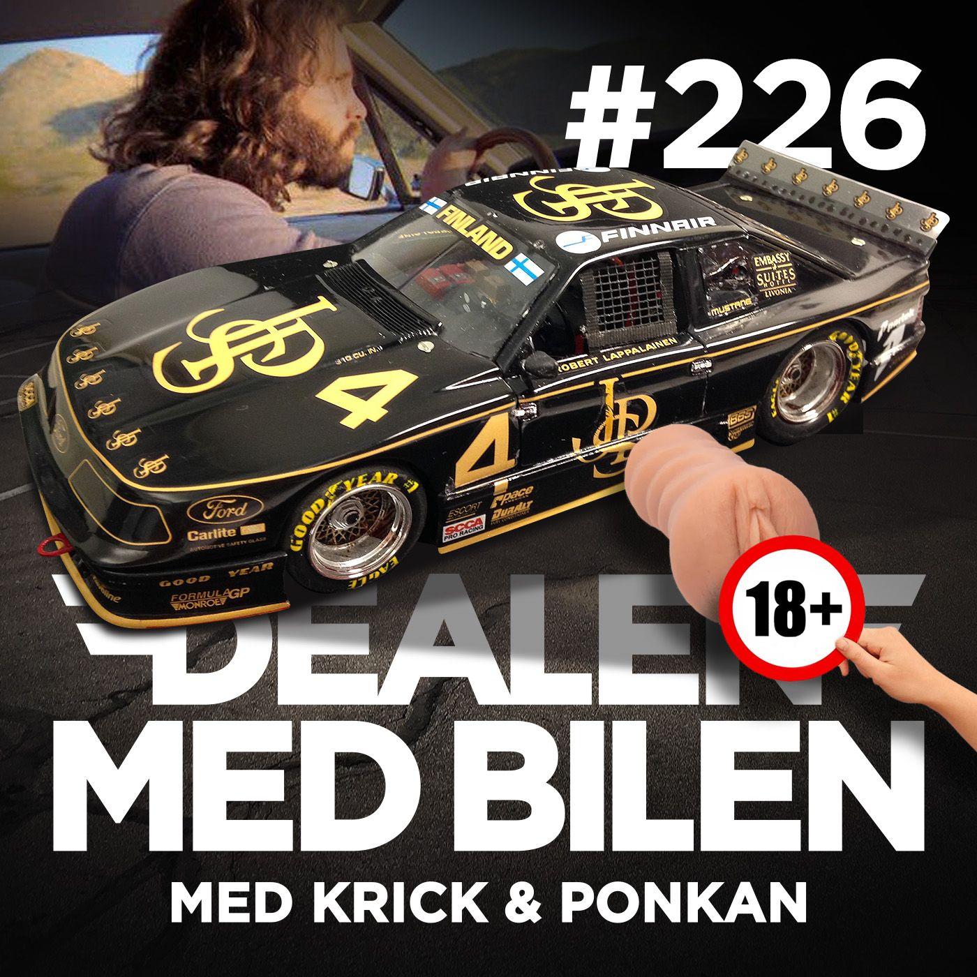 DEALEN MED BILEN #226