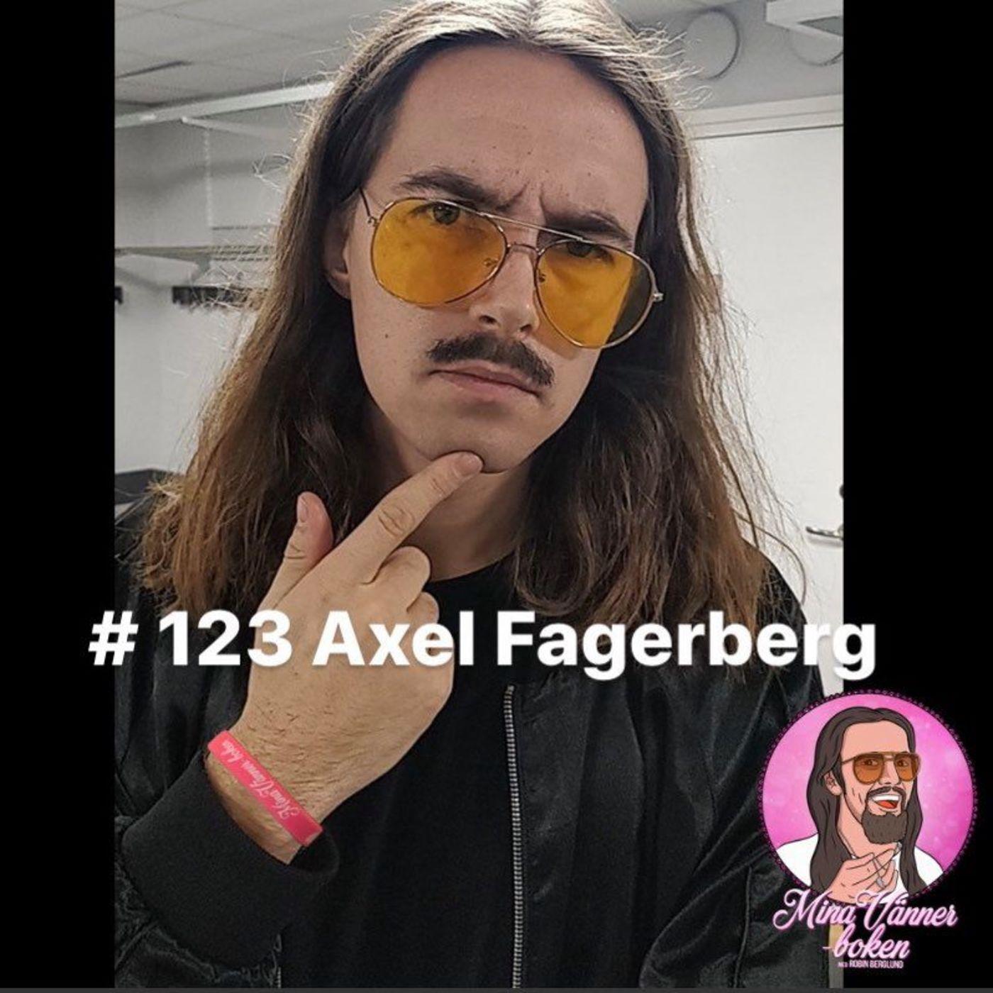 MVB #123 Axel Fagerberg