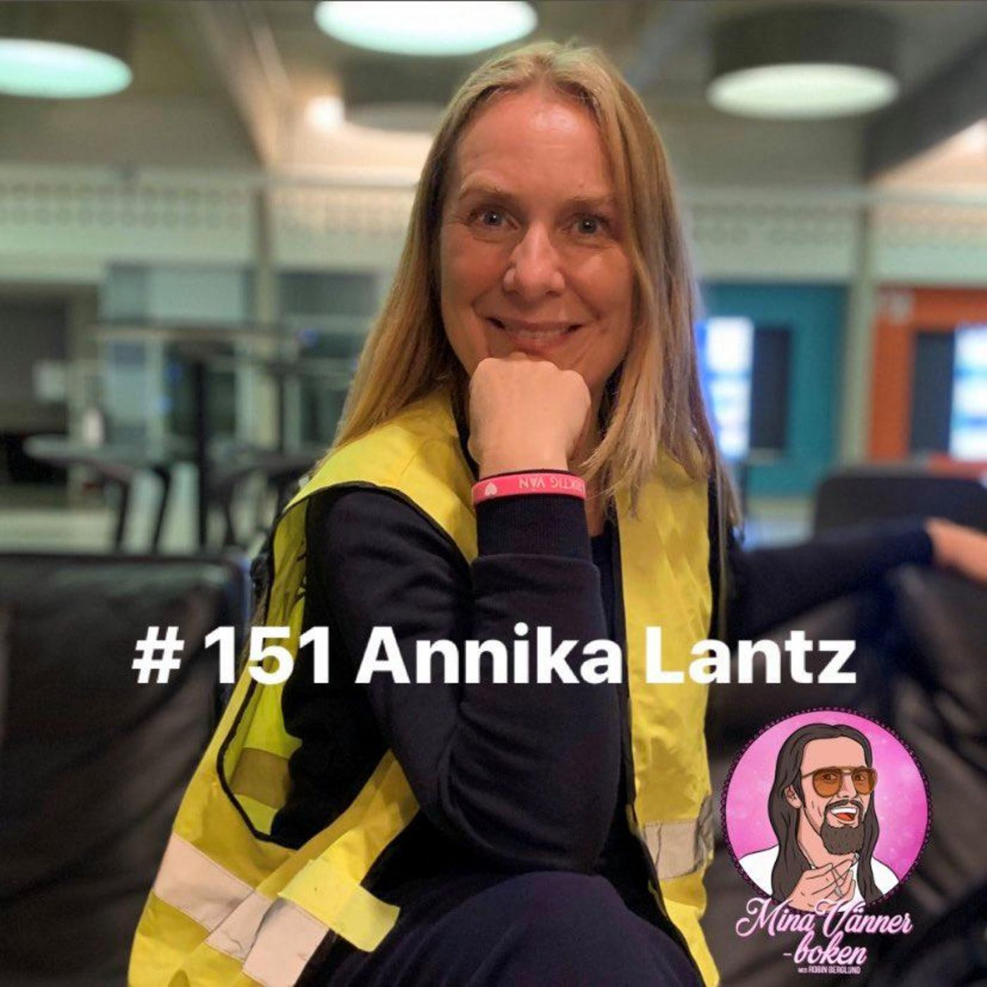 MVB #151 Annika Lantz