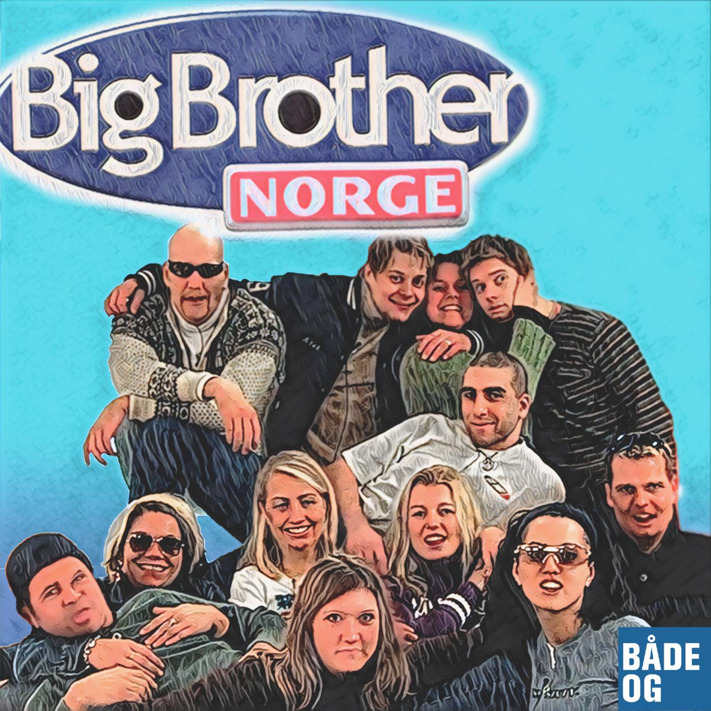 Big Brother 2001: Alle der var våre venner