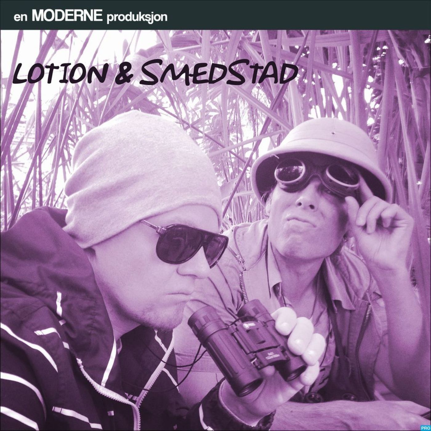 Lotion & Smedstad - The Godcast