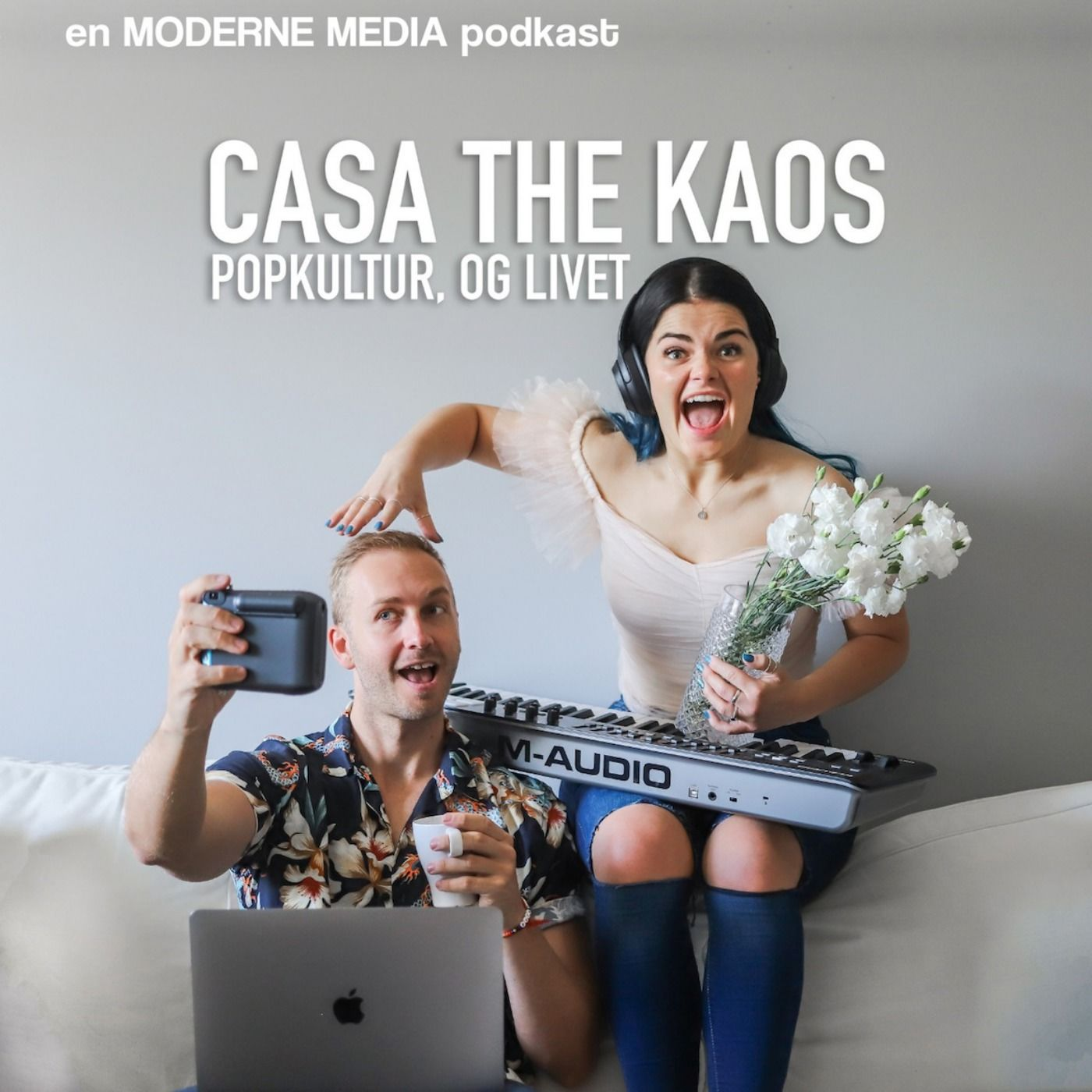 Ulrikke og Christoffer - Casa The Kaos